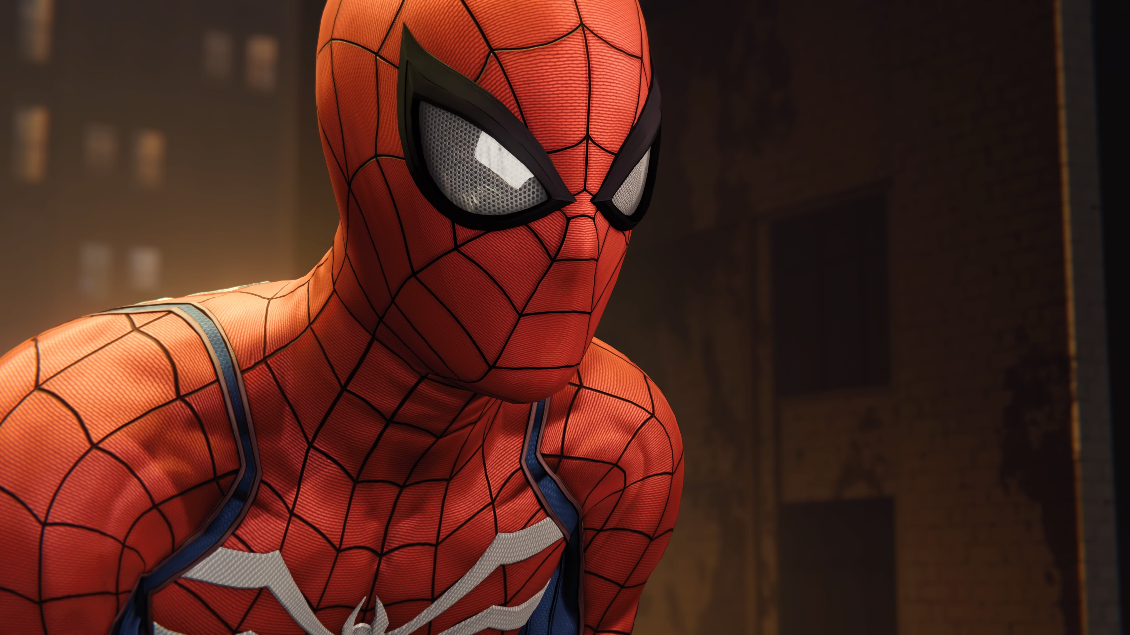 Spiderman Ps4 Game 2018, HD Games, 4k Wallpapers, Images ...
