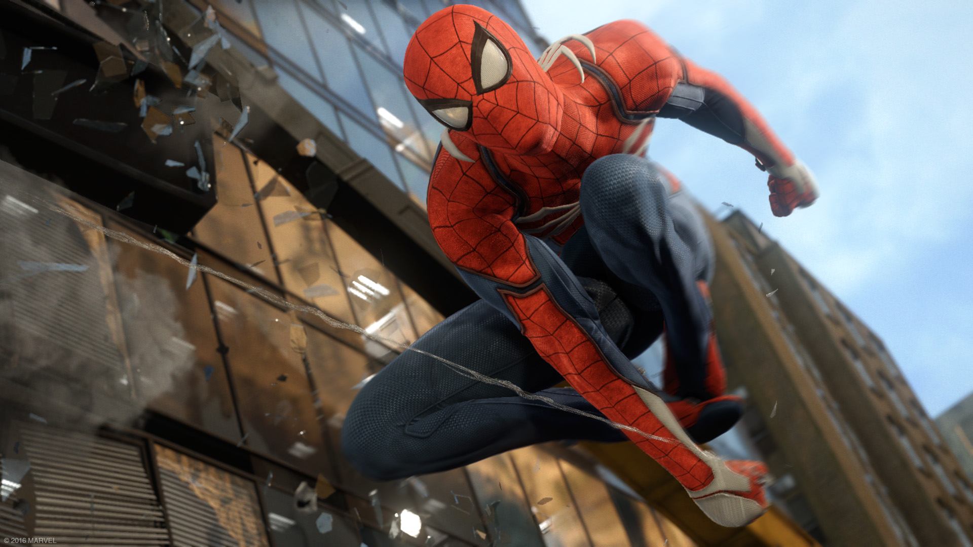 Spiderman PS4, HD Games, 4k Wallpapers, Images