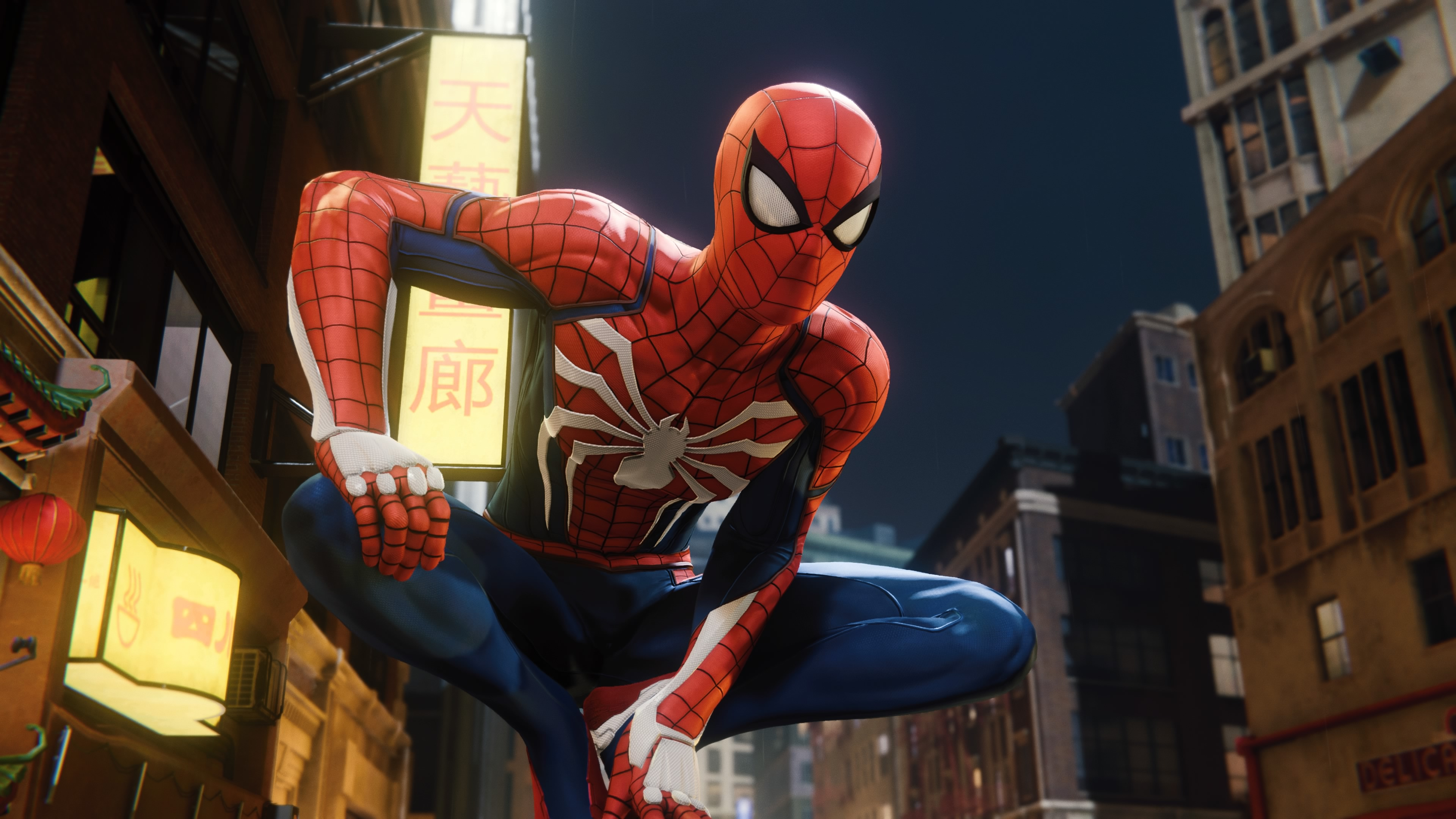 Spiderman Ps4 Pro 2018 4k Game, HD Games, 4k Wallpapers ...