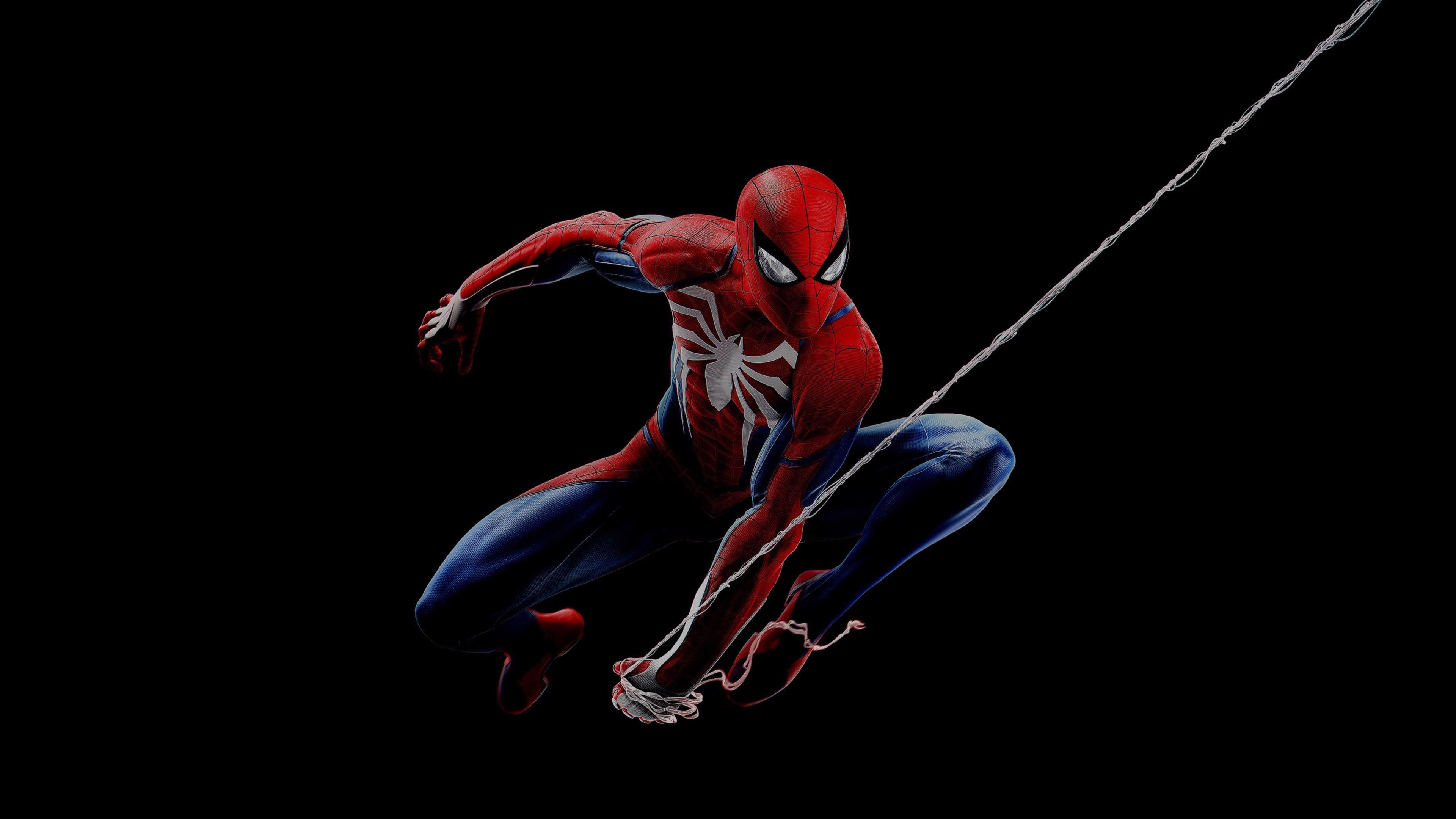 Spiderman Ps4 Pro 4k 2018 Hd Games 4k Wallpapers Images