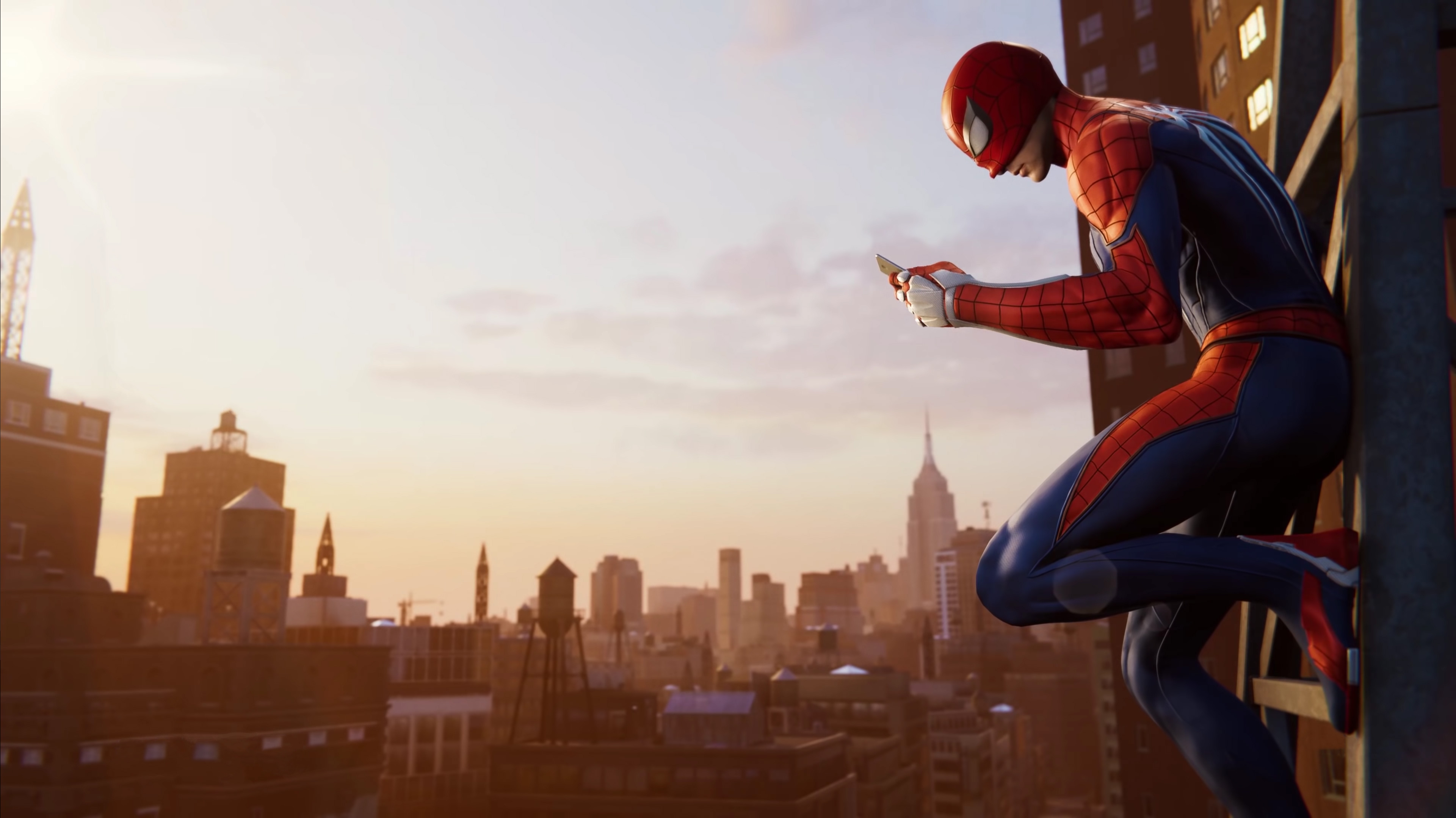 Spiderman Ps4 Pro 5k Hd Games 4k Wallpapers Images Backgrounds