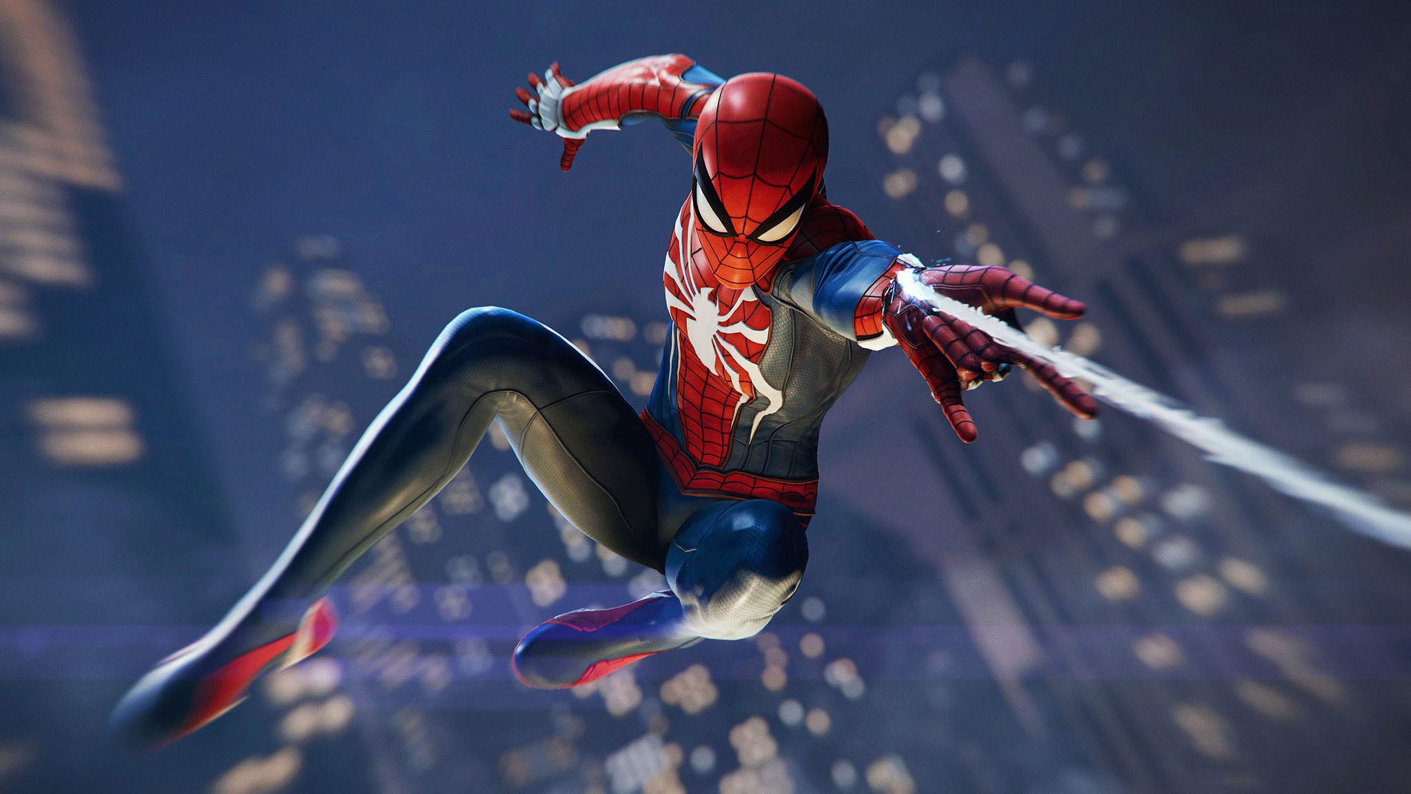 Spiderman Ps4 4k Wallpaper: 3840x2400 Spiderman PS4 Pro Game 4k HD 4k Wallpapers
