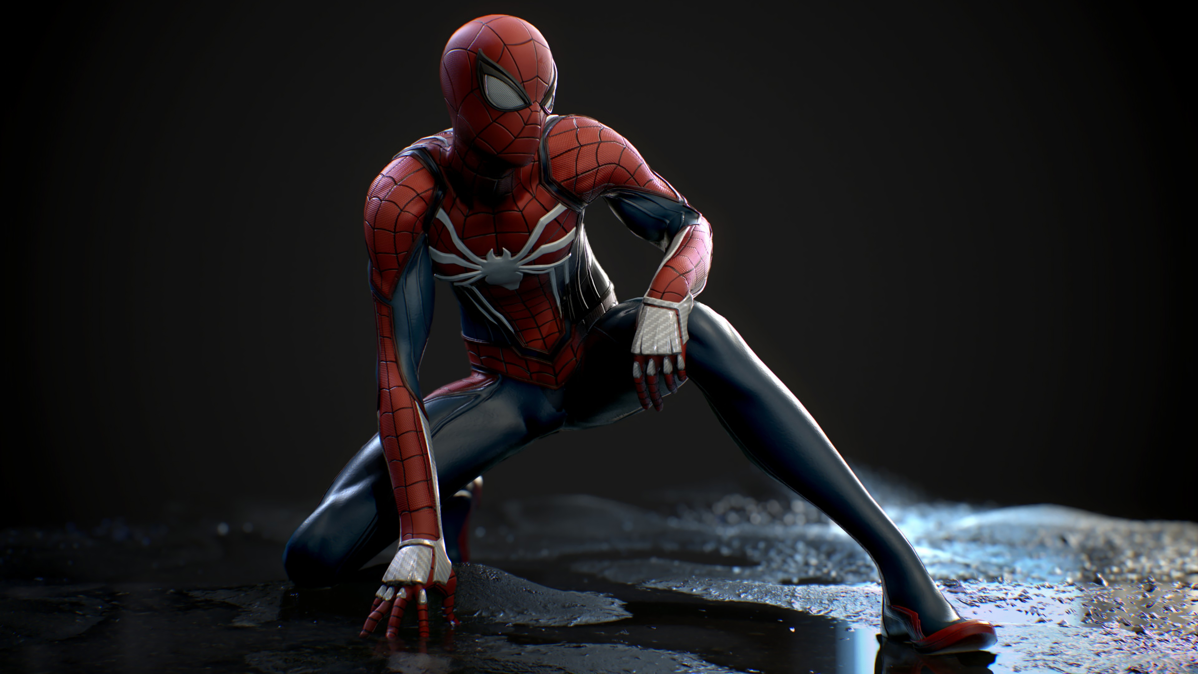 Spider Man Ps4 4k Wallpaper: 1920x1080 Spiderman PS4 Pro4k 2018 Laptop Full HD 1080P HD