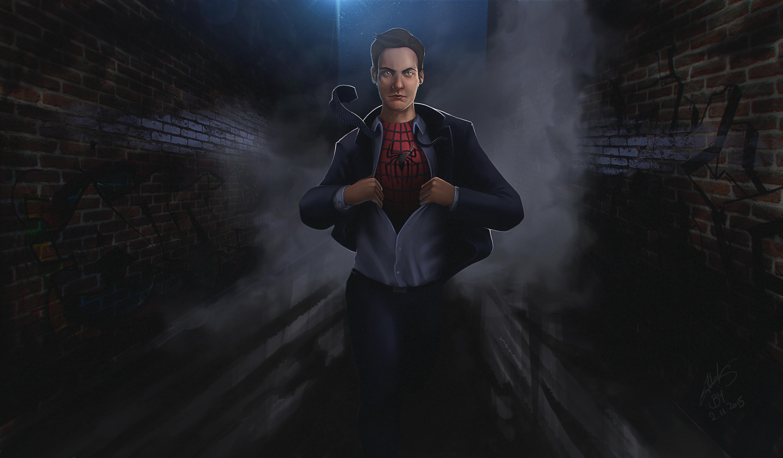 Spiderman Tobey Maguire Hd Superheroes 4k Wallpapers Images