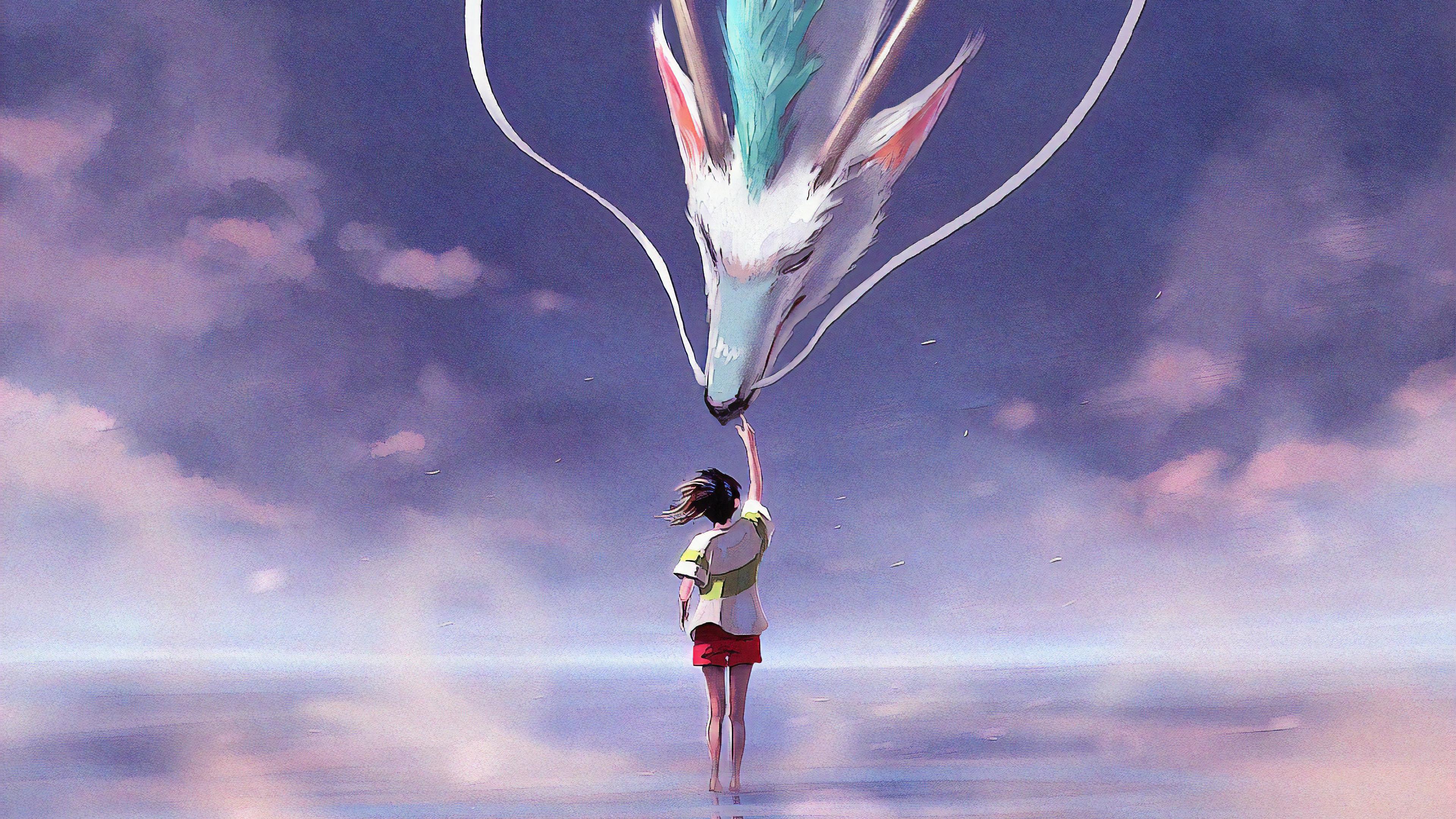Spirited Away, HD Artist, 4k Wallpapers, Images ...