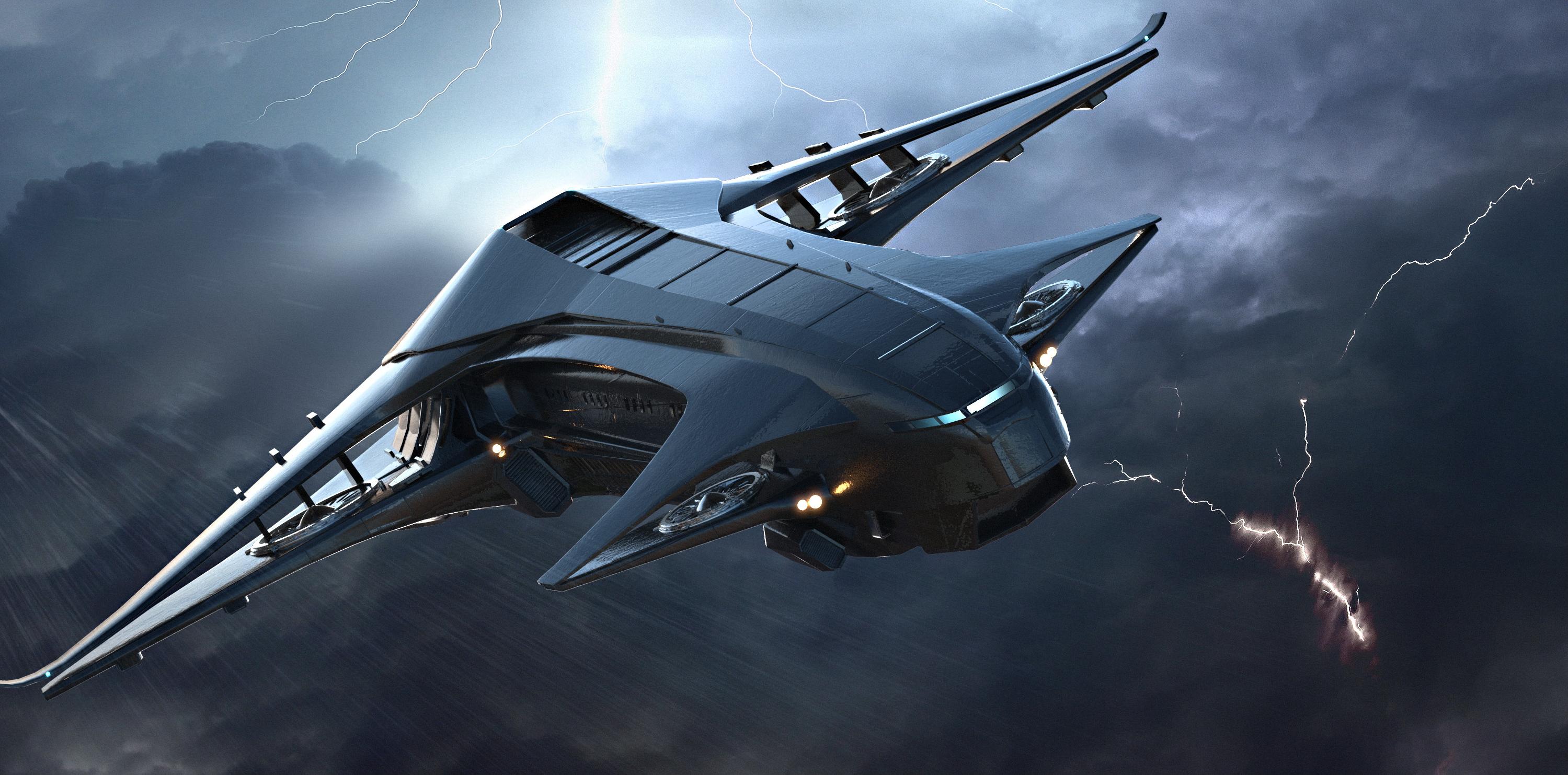Star citizen space ship 2017 hd games 4k wallpapers - Spaceship wallpaper 4k ...