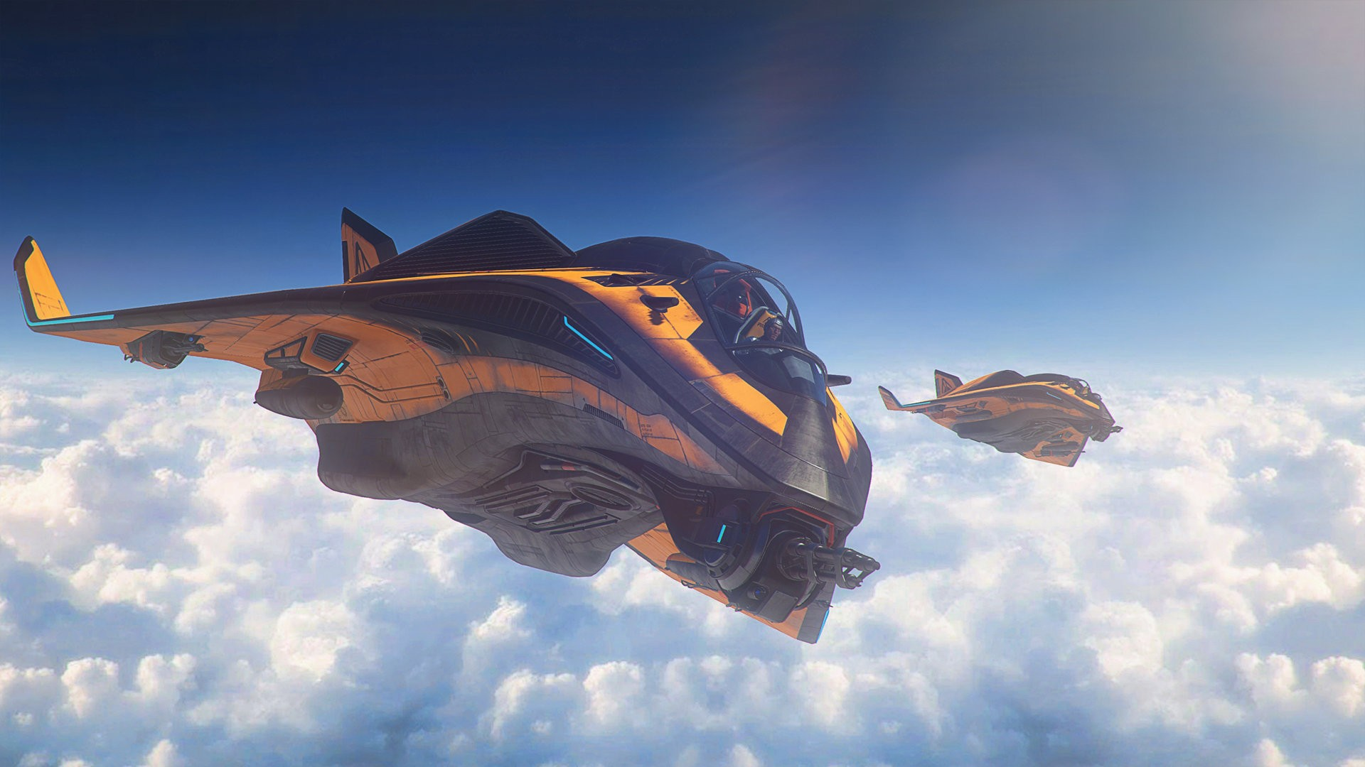Star Citizen Video Game, HD Games, 4k Wallpapers, Images