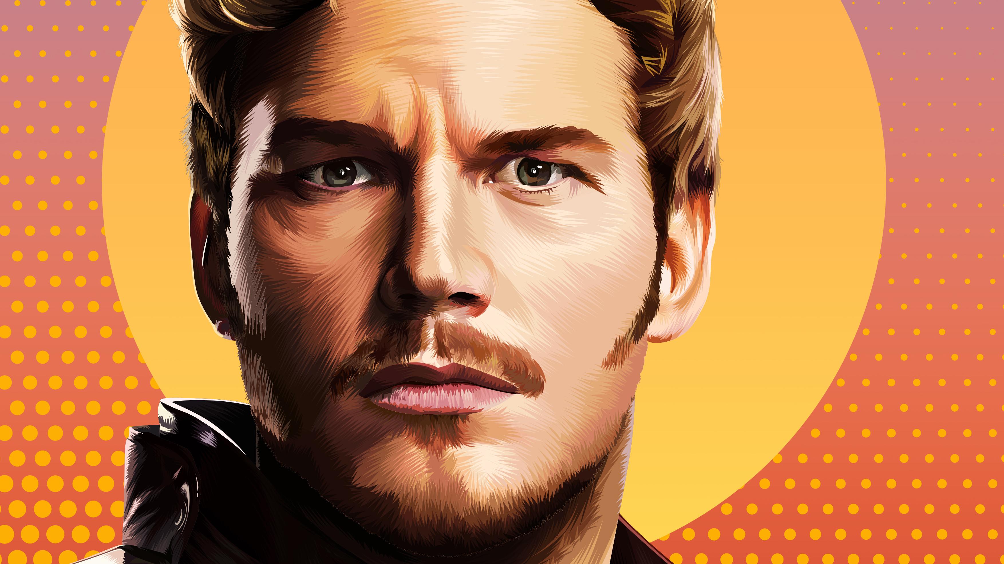 Star Lord Chris Pratt Hd Superheroes 4k Wallpapers Images