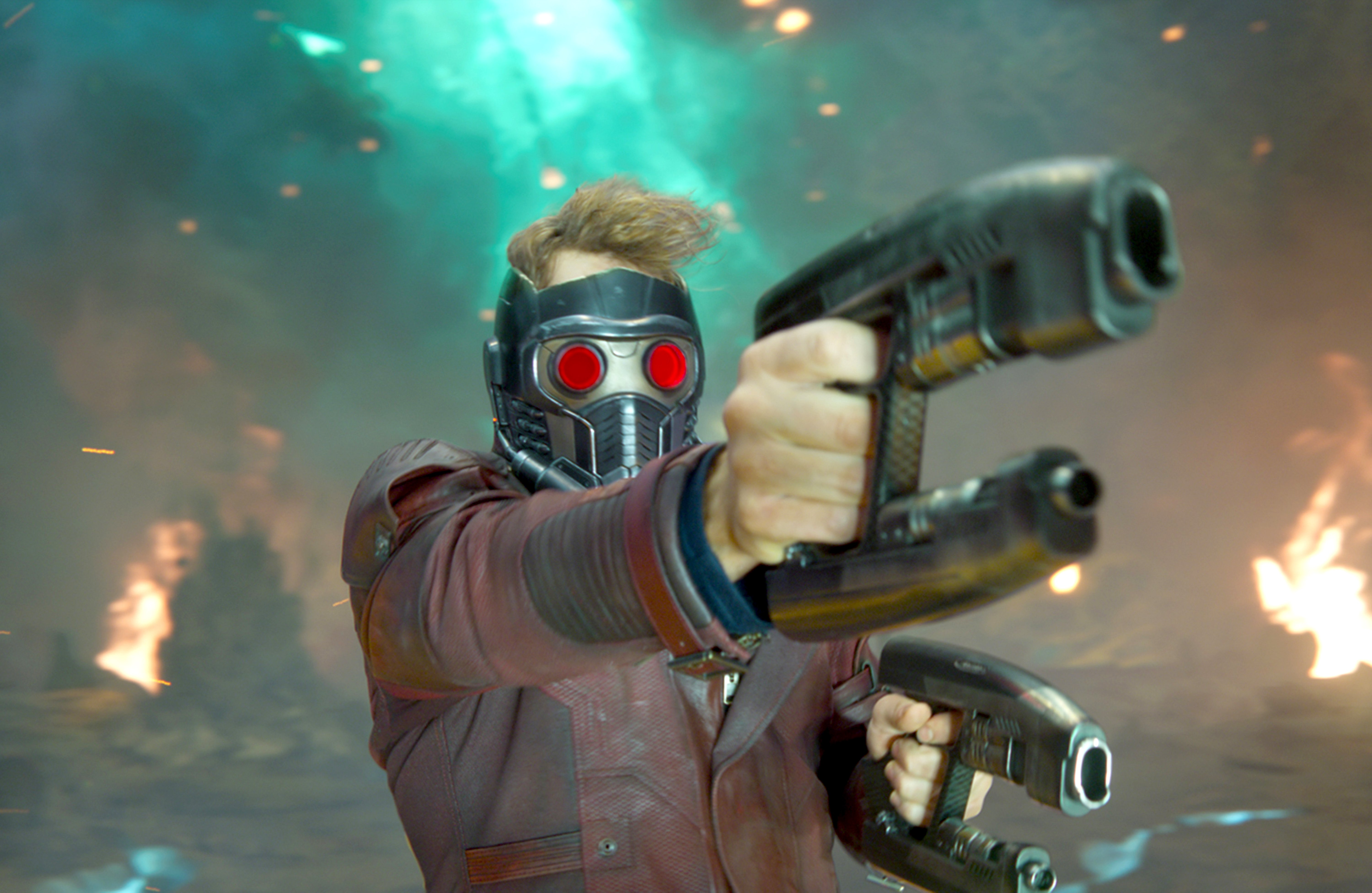 Star Lord In Guardians Of The Galaxy, HD Movies, 4k