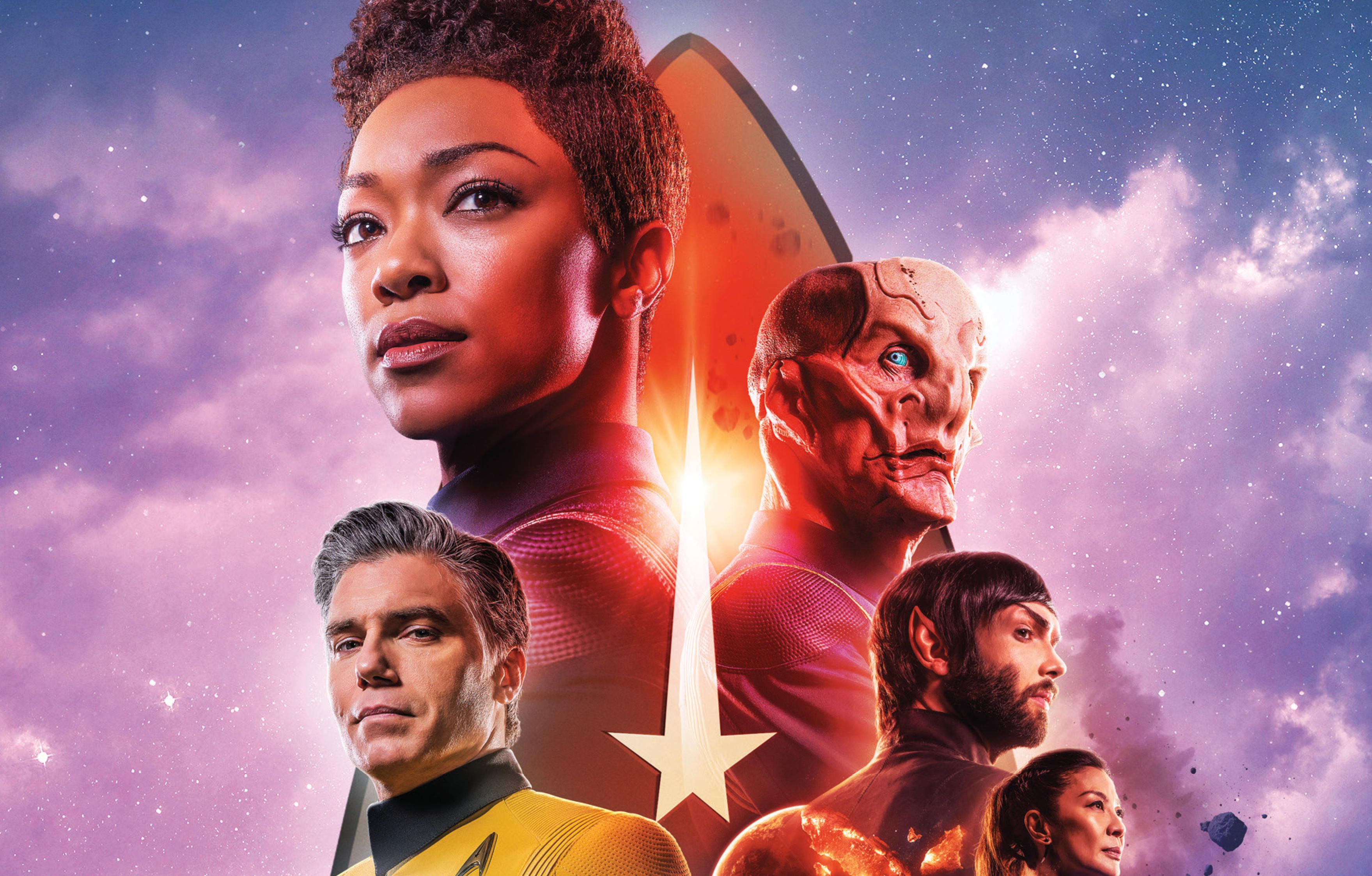 Star trek discovery season 2 poster hd tv shows 4k - Tv series wallpaper 4k ...