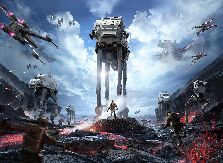 Star Wars Battlefront 2 5k, HD Games, 4k Wallpapers