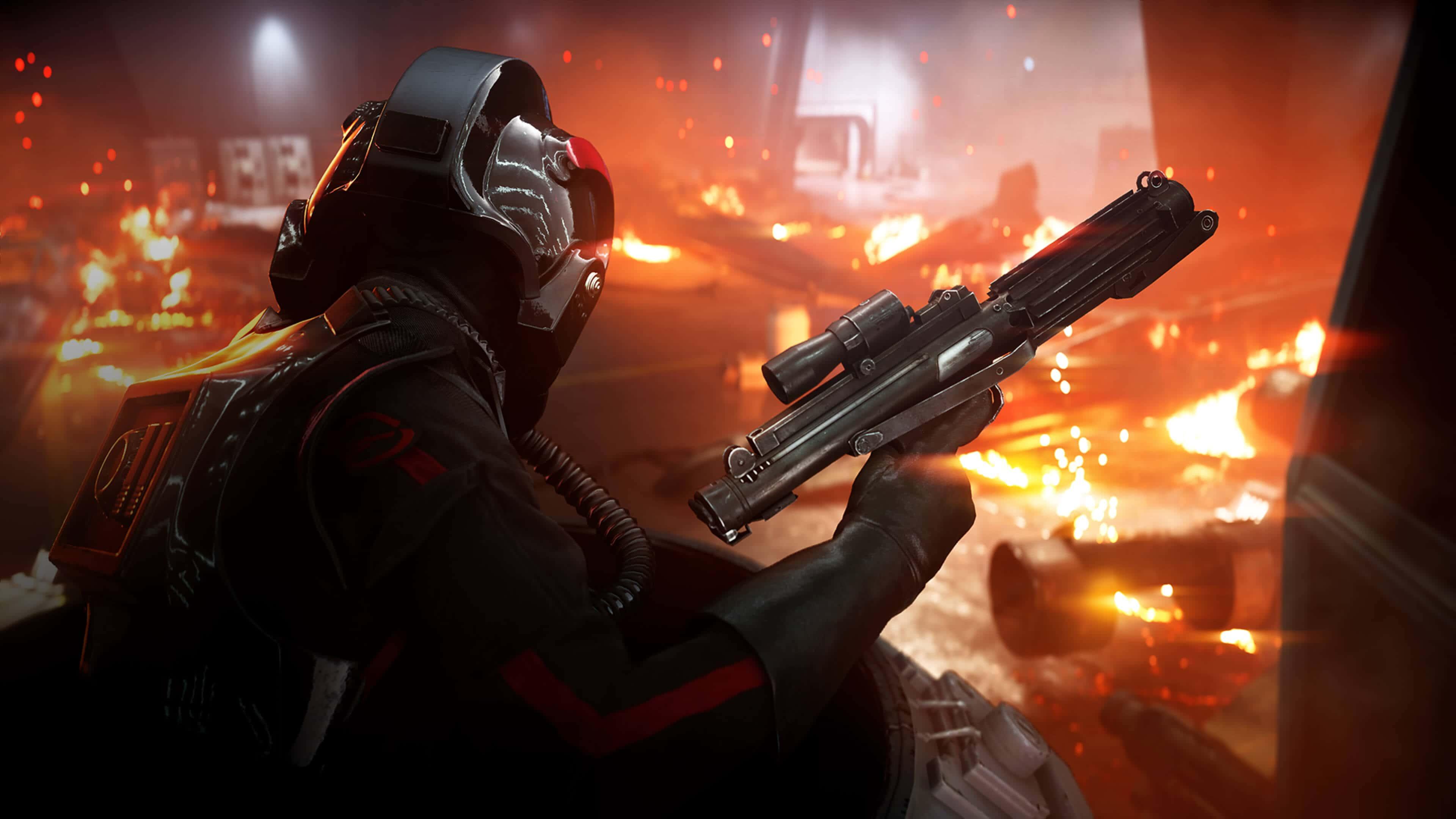 Star Wars Battlefront Ii 4k Hd Games 4k Wallpapers Images