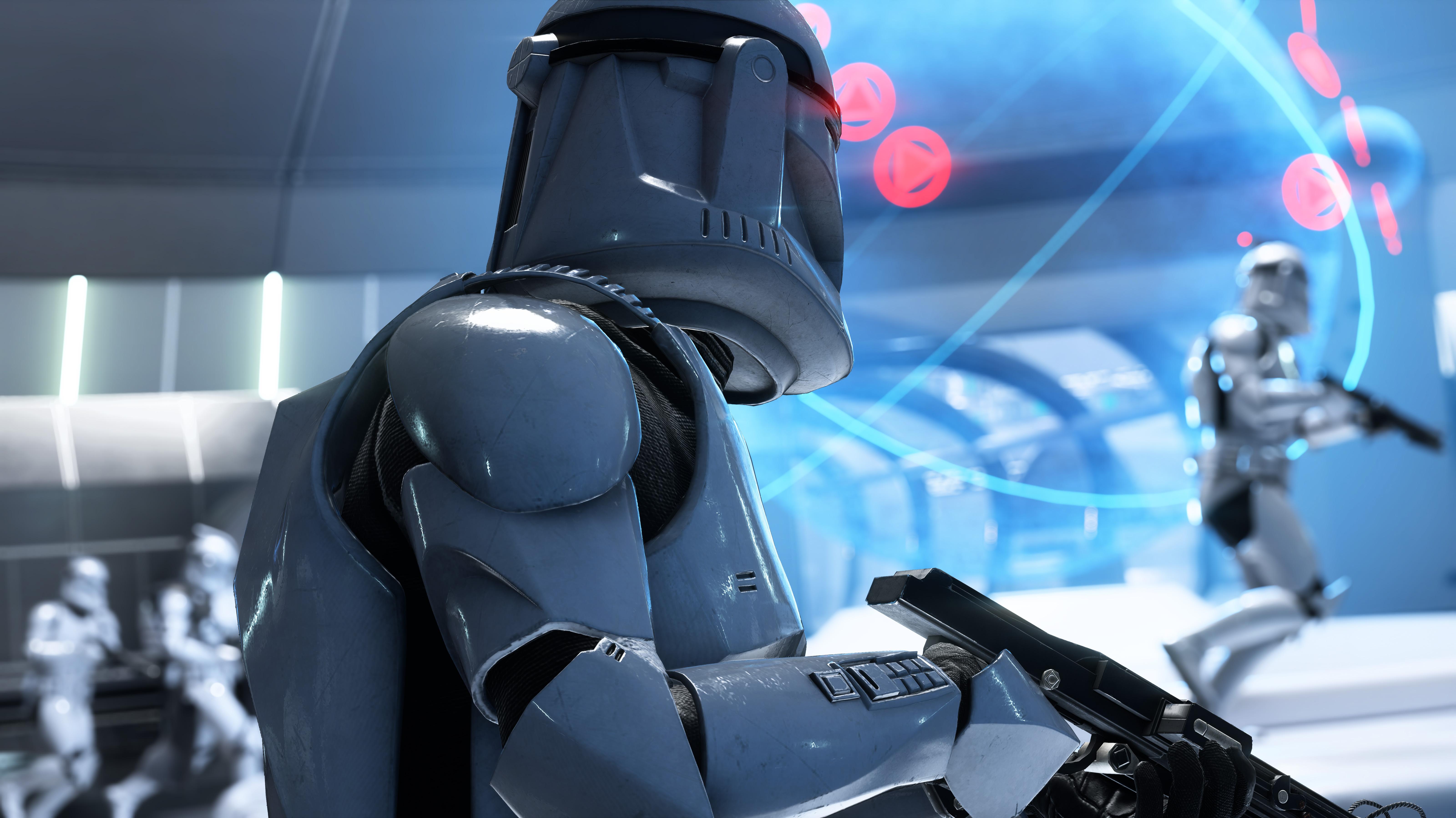 Star Wars Battlefront Ii 5k Video Game Hd Games 4k Wallpapers