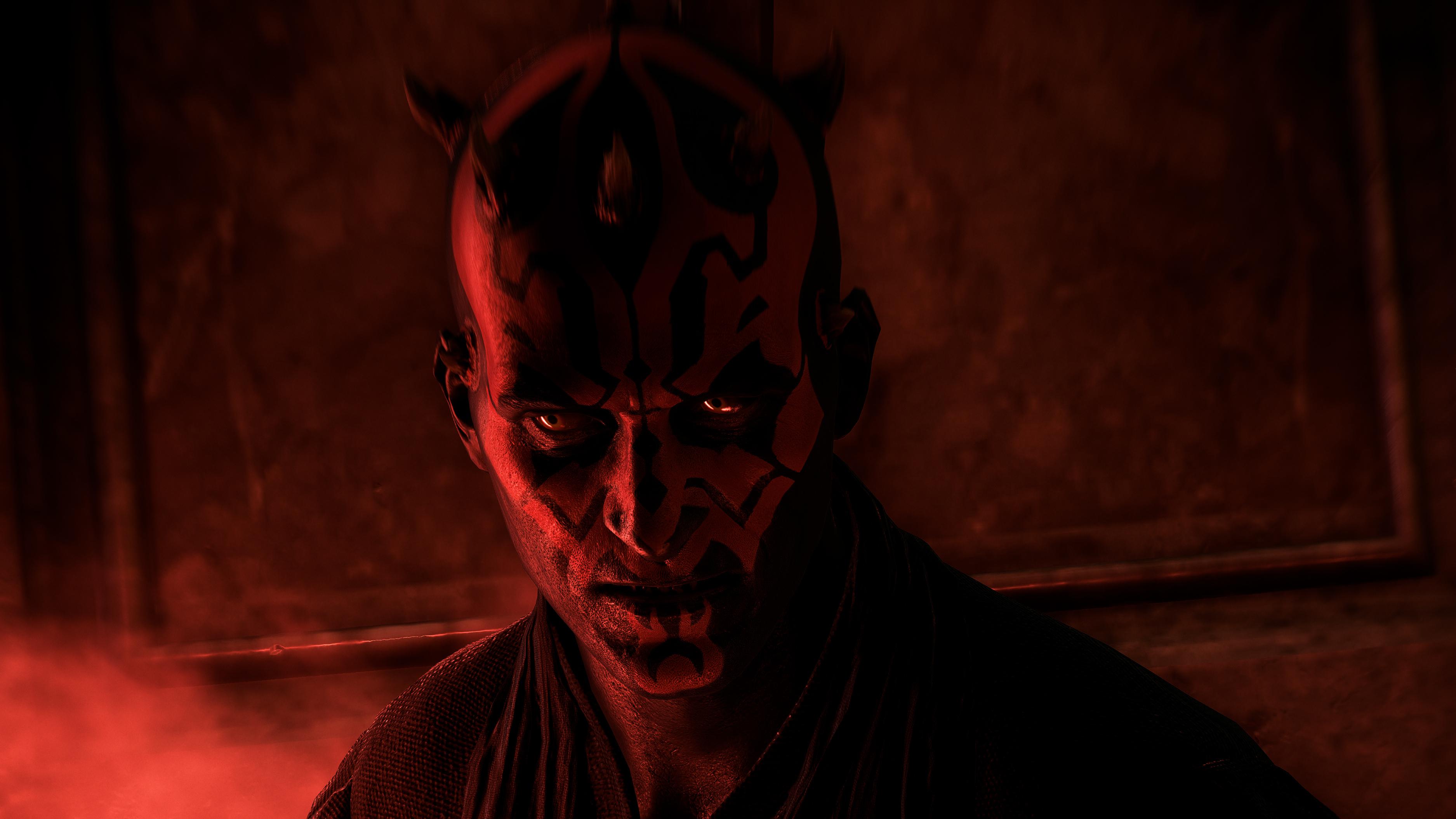 Star Wars Battlefront II Darth Maul, HD Games, 4k ...