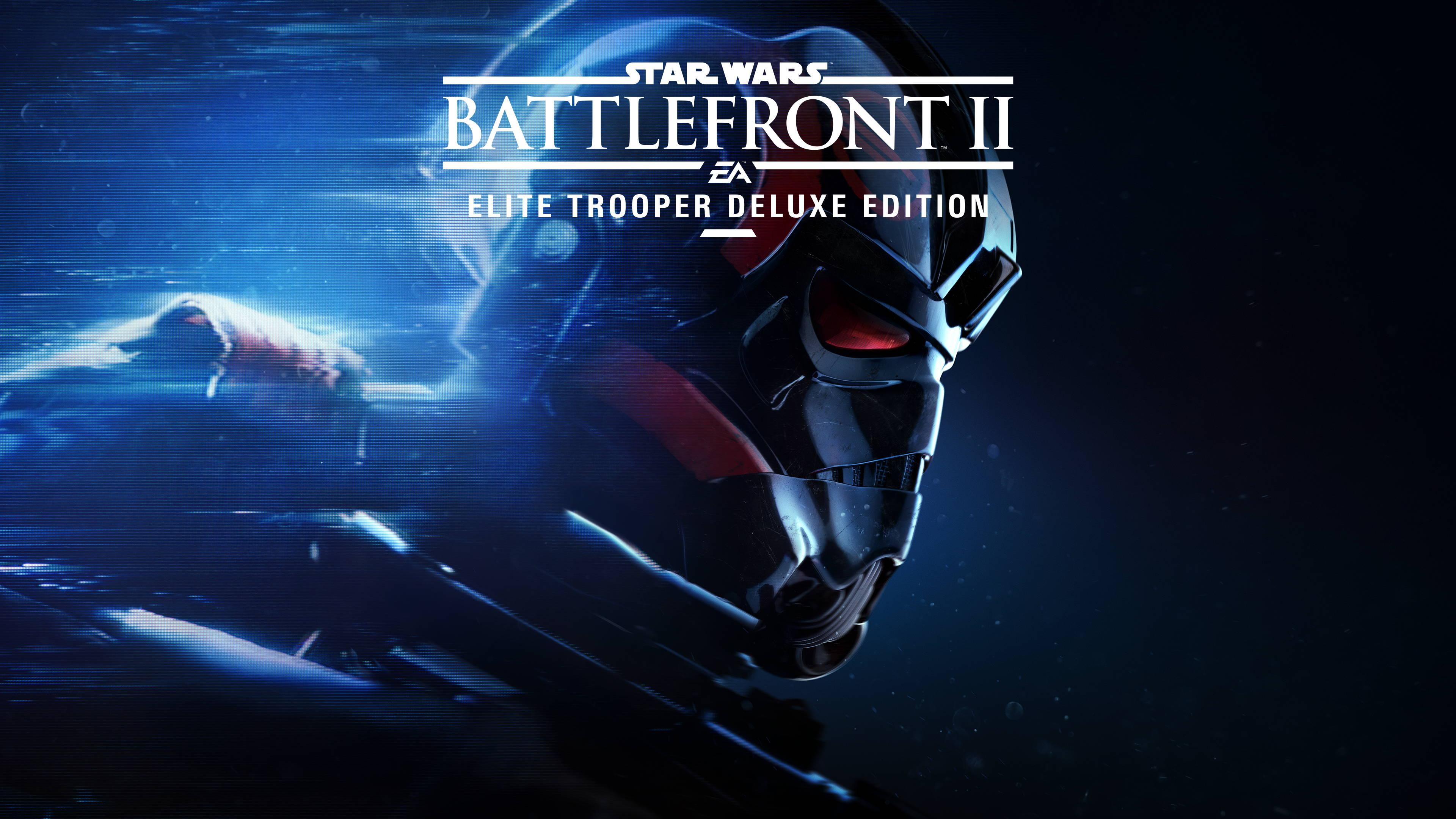 Star Wars Battlefront II Elite Trooper Deluxe Edition, HD ...
