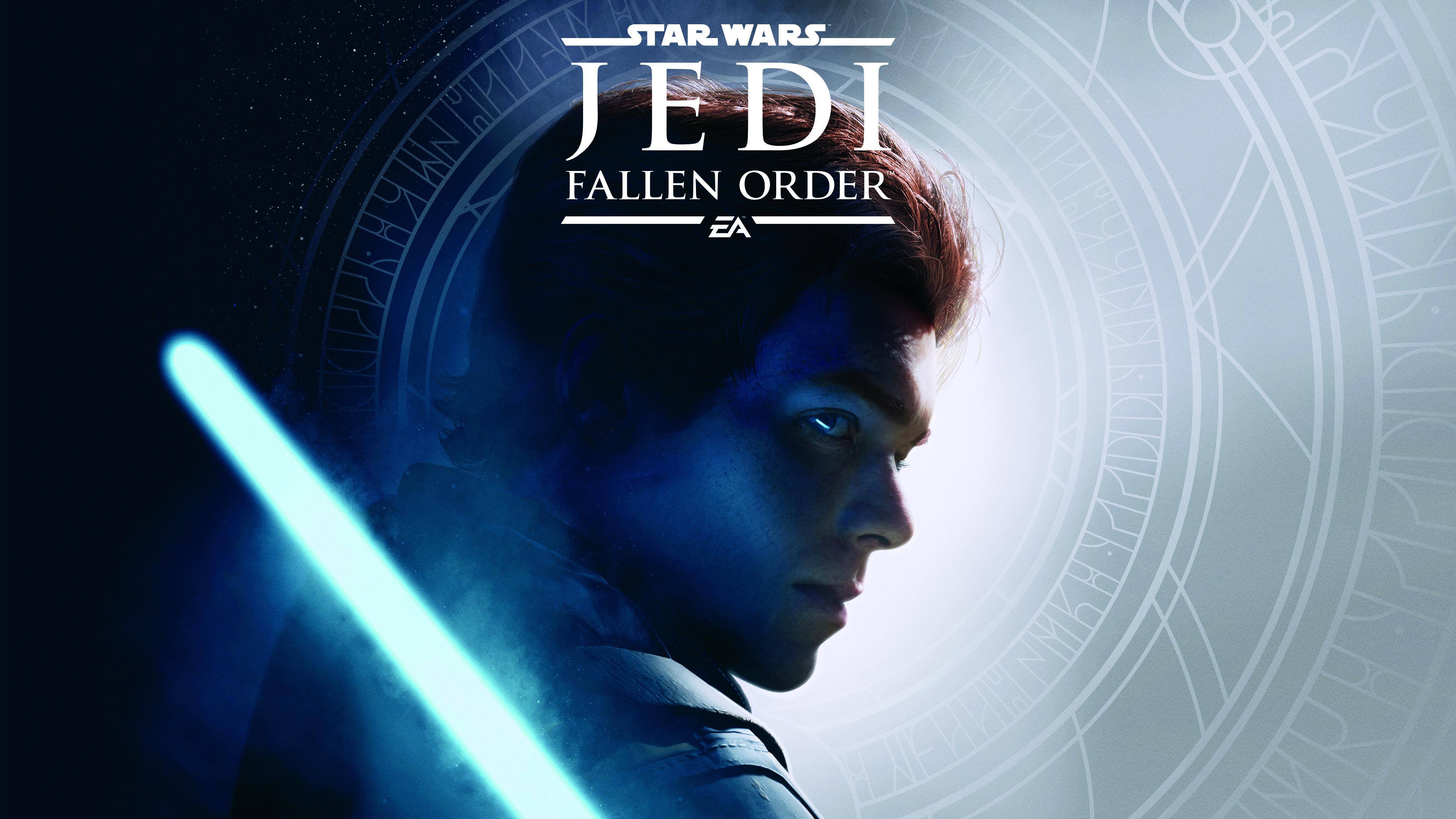 Awesome Star Wars Jedi Fallen Order Iphone Wallpaper