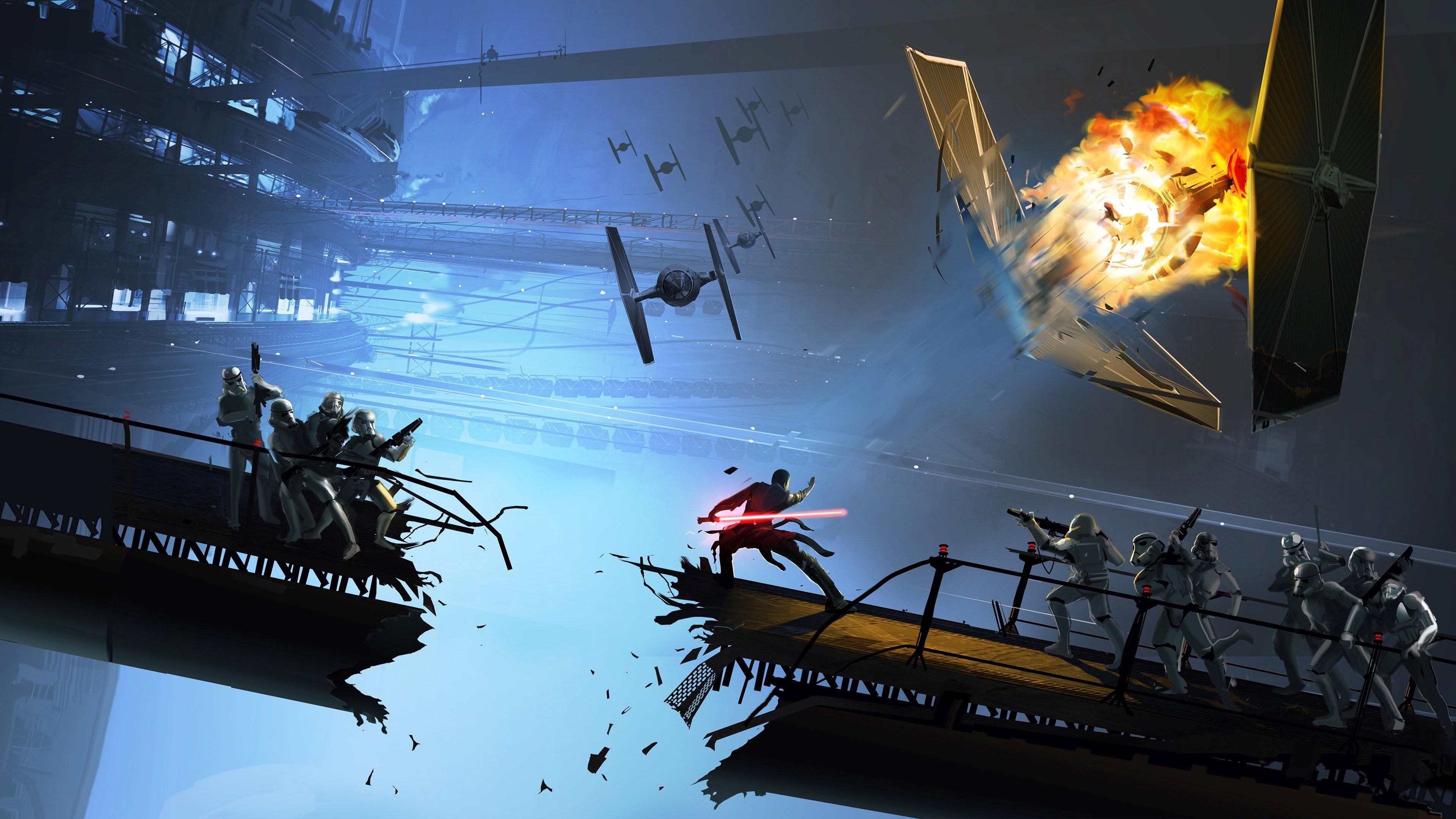 Star wars knights of the old republic hd games 4k - 4k star wars wallpaper ...