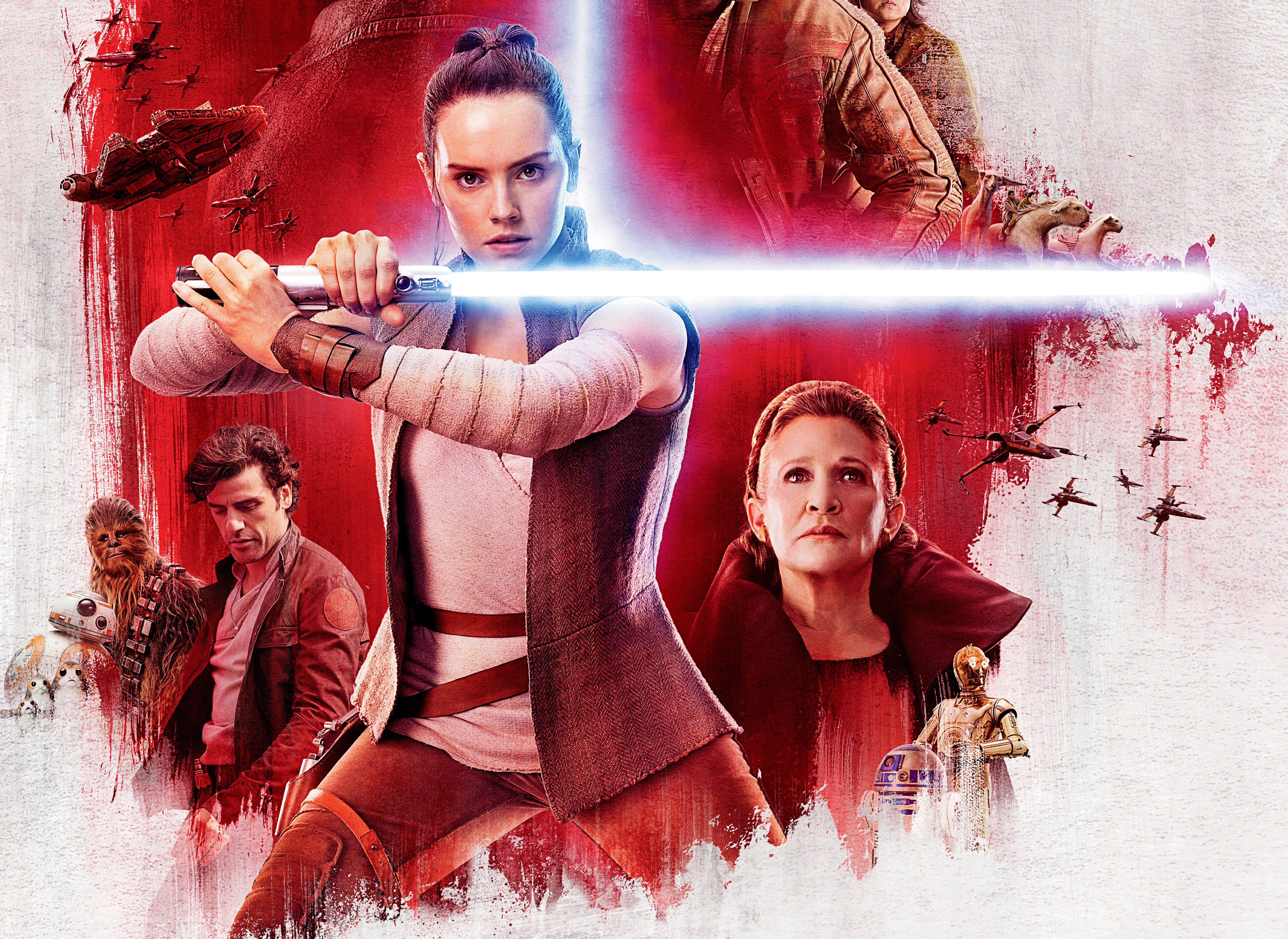 Star Wars The Last Jedi Desktop Wallpaper: Star Wars The Last Jedi 5k, HD Movies, 4k Wallpapers