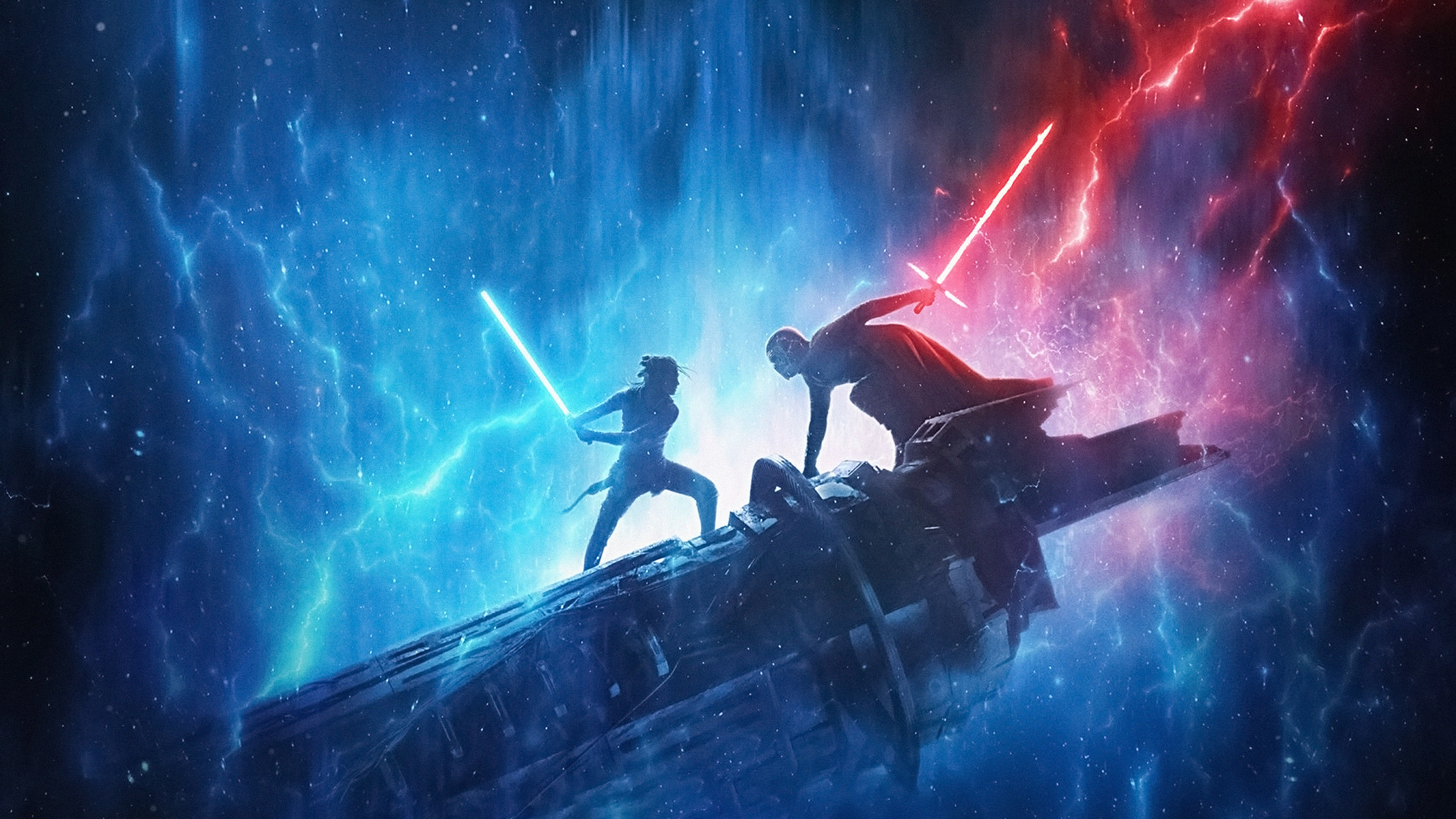 4k Ultra Hd Star Wars Wallpaper