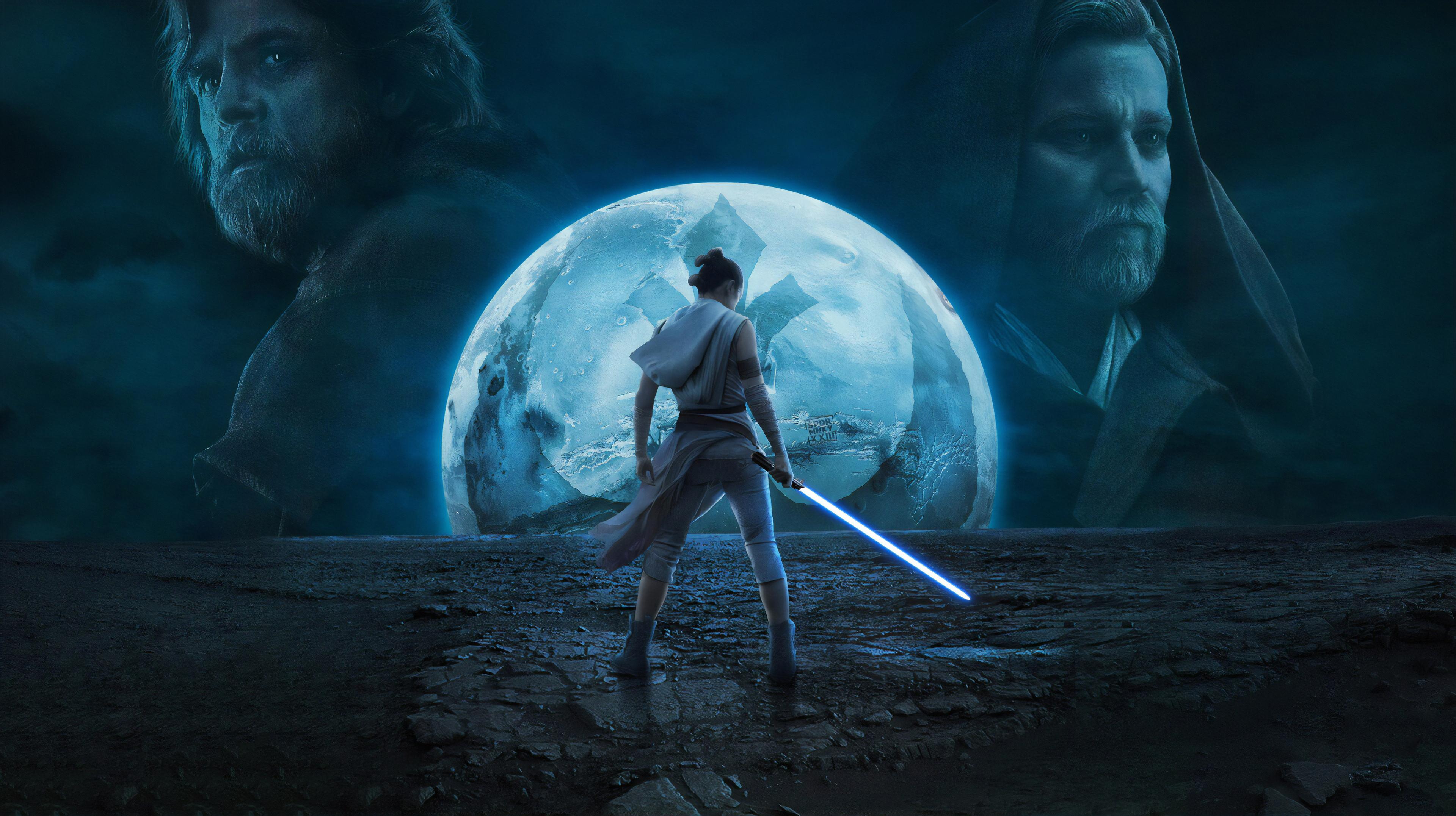 Wallpaper Hd 4k Star Wars