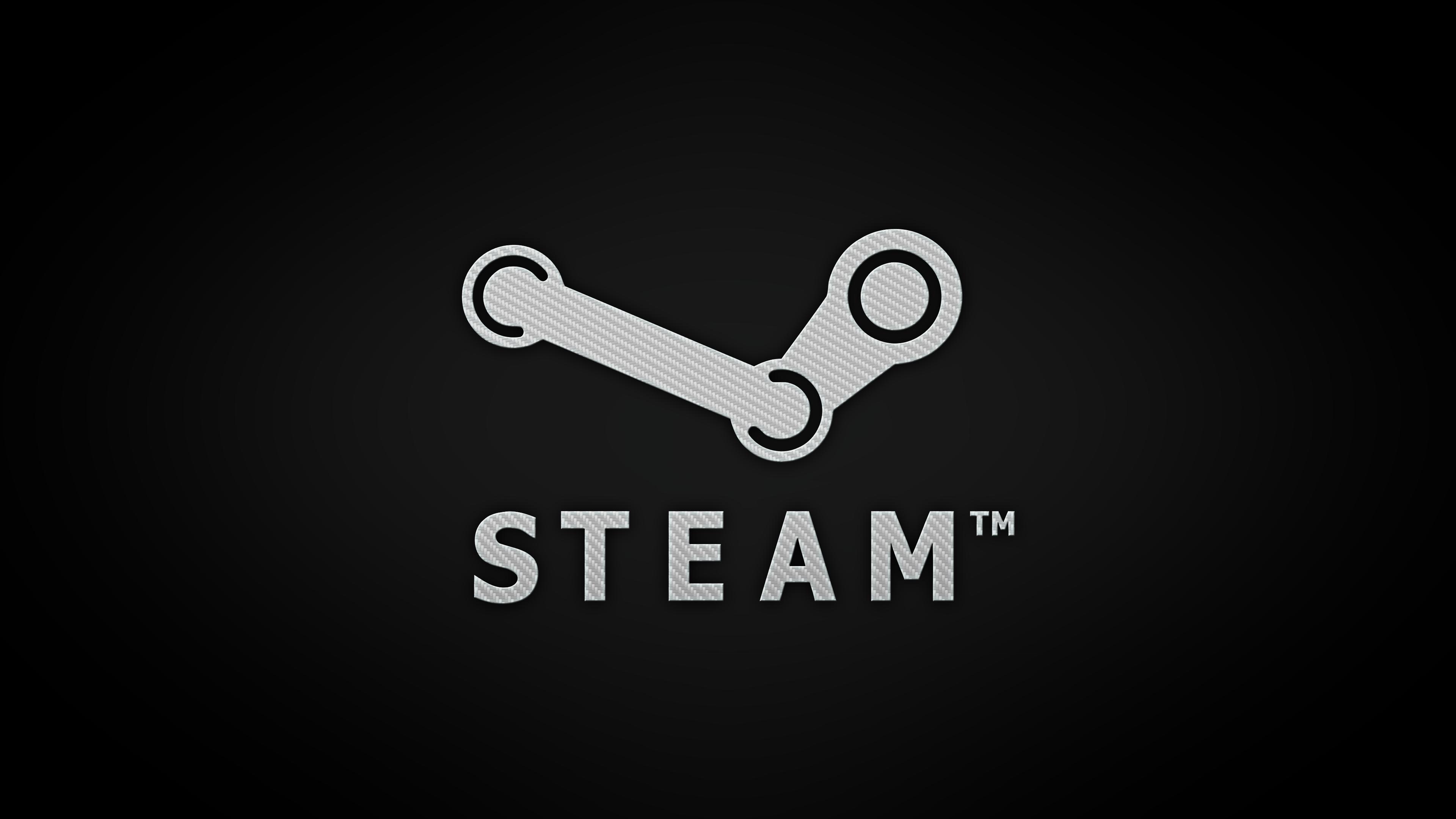 Steam Brand Logo, HD Logo, 4k Wallpapers, Images