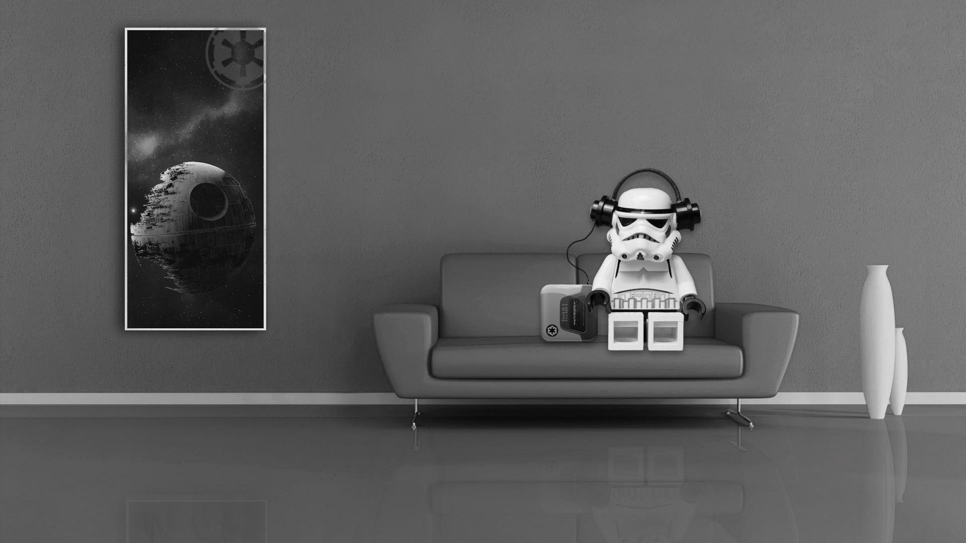 Stormtrooper Lego Star Wars Hd Artist 4k Wallpapers
