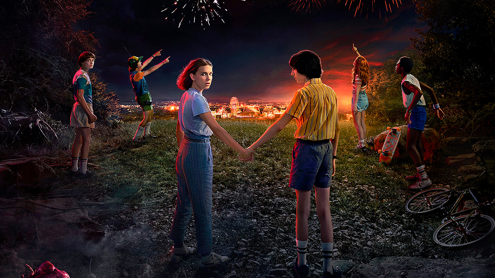 Stranger Things Season 3 2019 Hd Tv Shows 4k Wallpapers