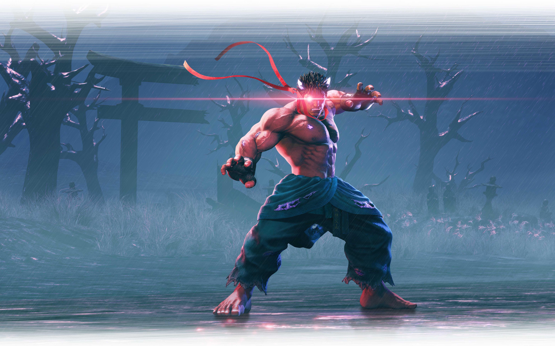 Street Fighter V Arcade Edition 2018 4k, HD Games, 4k ...
