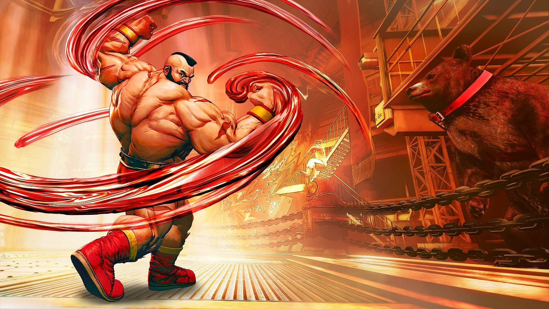 Street Fighter V Video Game, HD Games, 4k Wallpapers ...