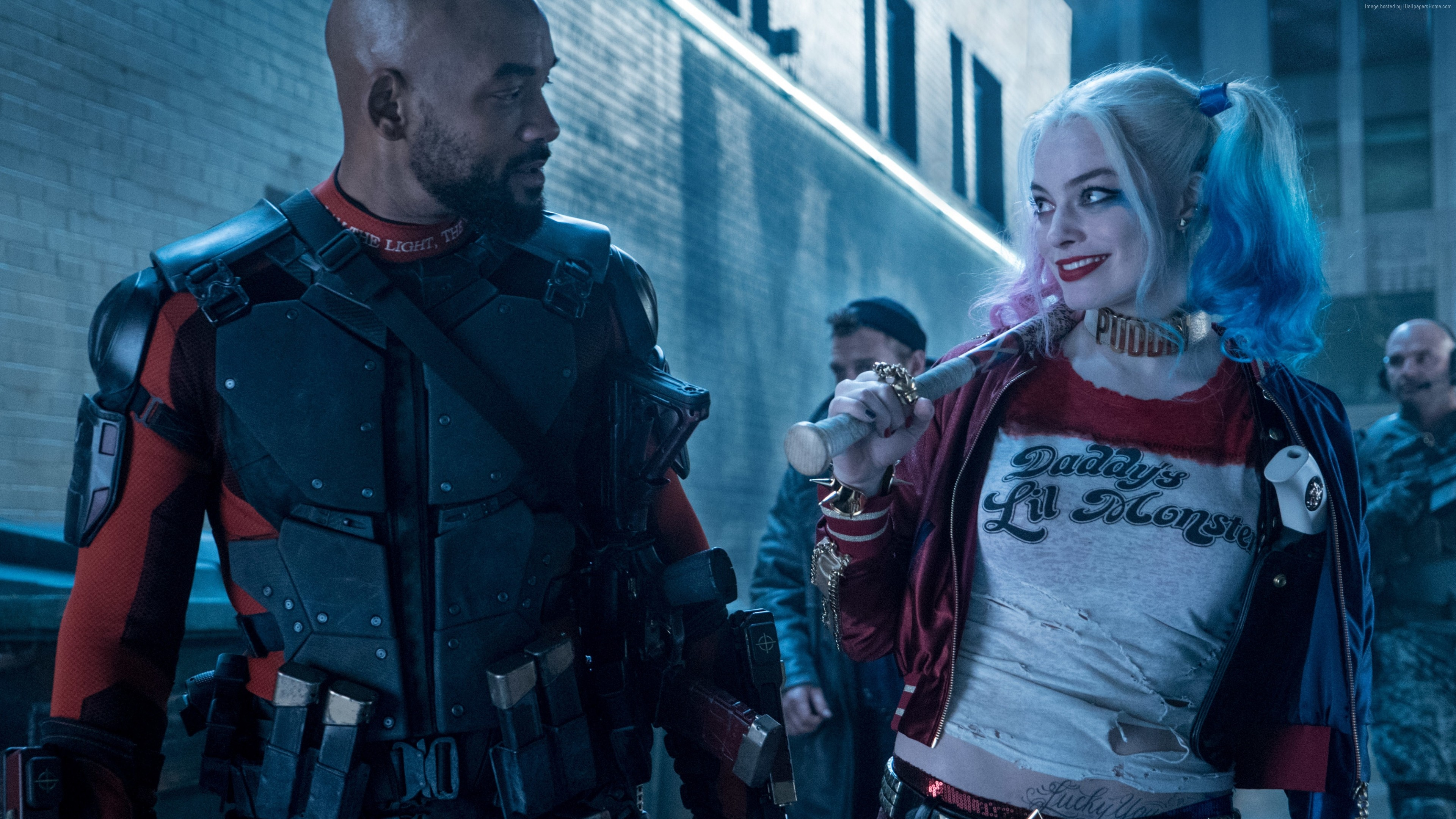 Suicide Squad 4k, HD Movies, 4k Wallpapers, Images