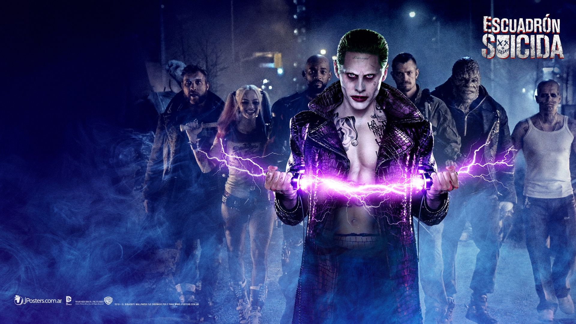 Suicide Squad Movie, HD Movies, 4k Wallpapers, Images