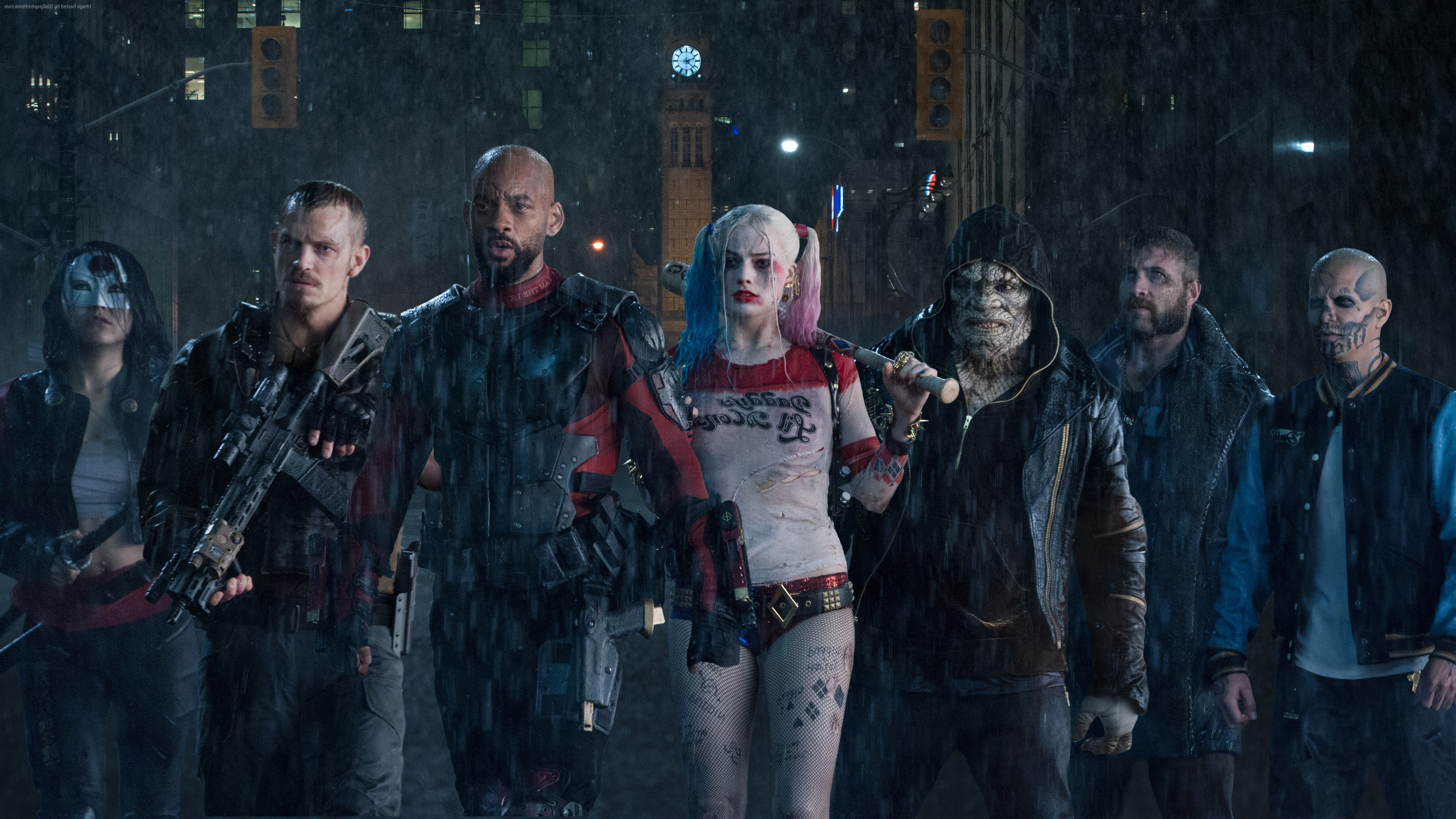 Suicide Squad Team, HD Movies, 4k Wallpapers, Images