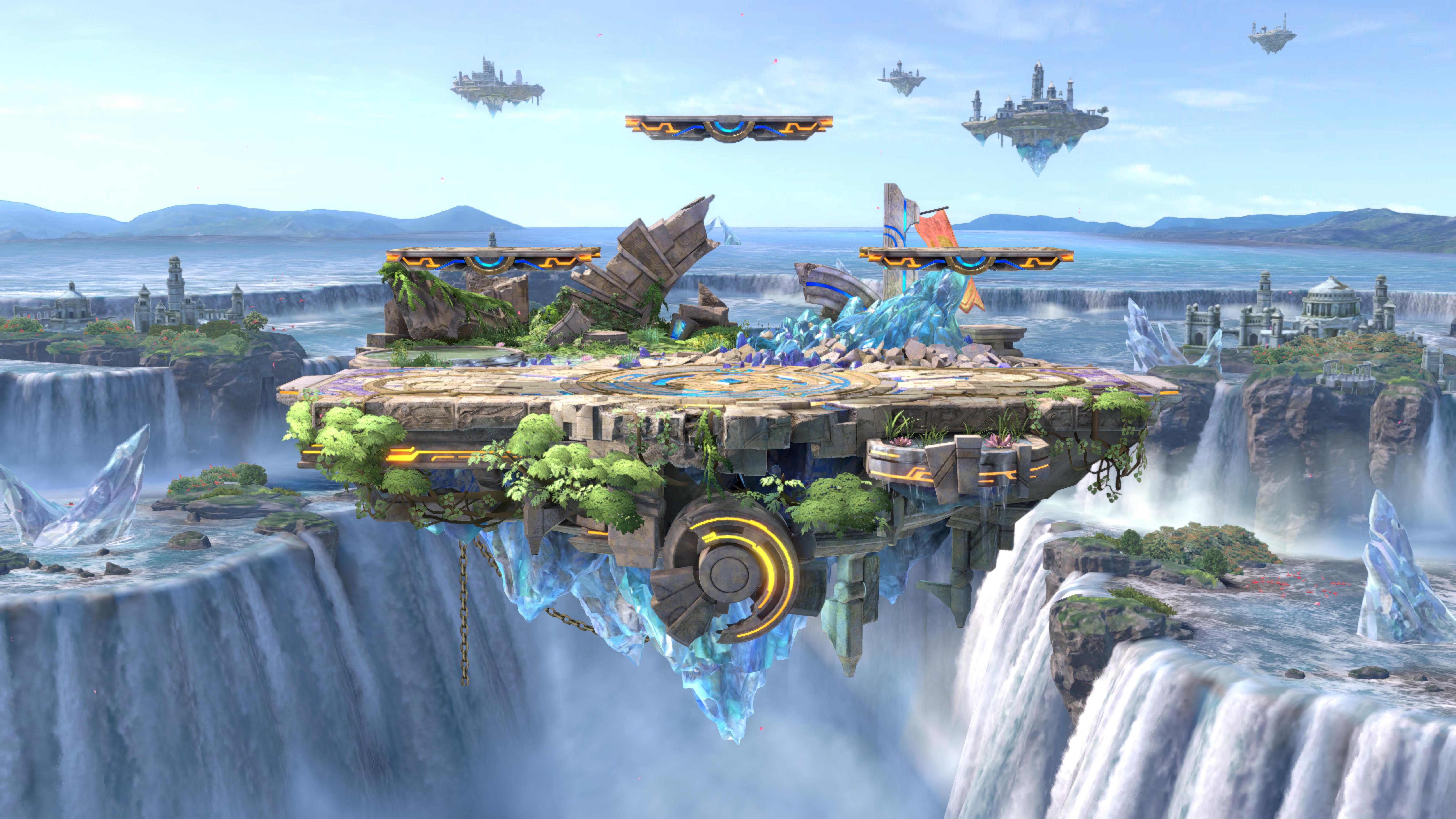 Super Smash Bros Ultimate Artwork 5k Hd Games 4k Wallpapers