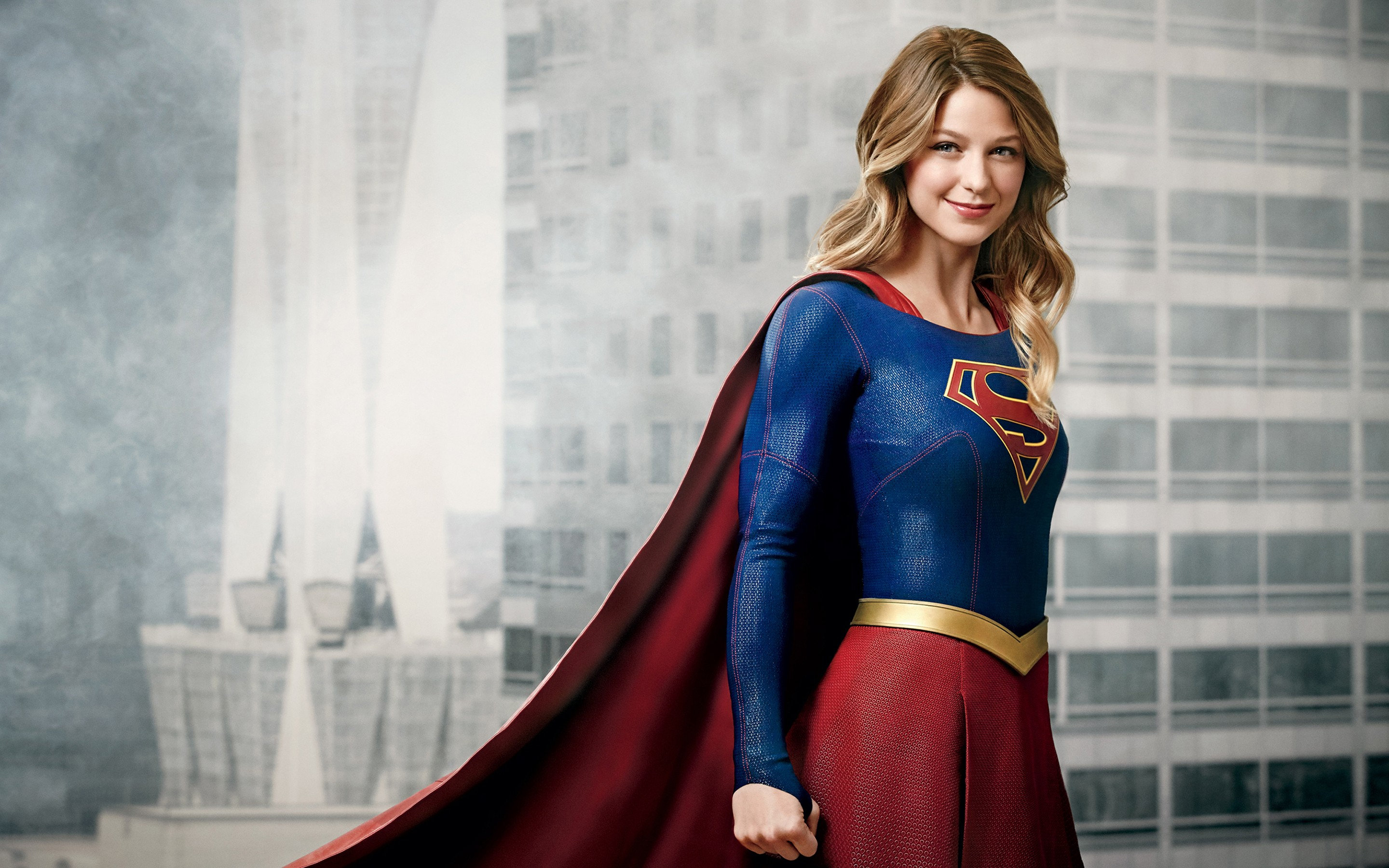 2048x1152 Melissa Benoist Supergirl 2048x1152 Resolution HD 4k ...