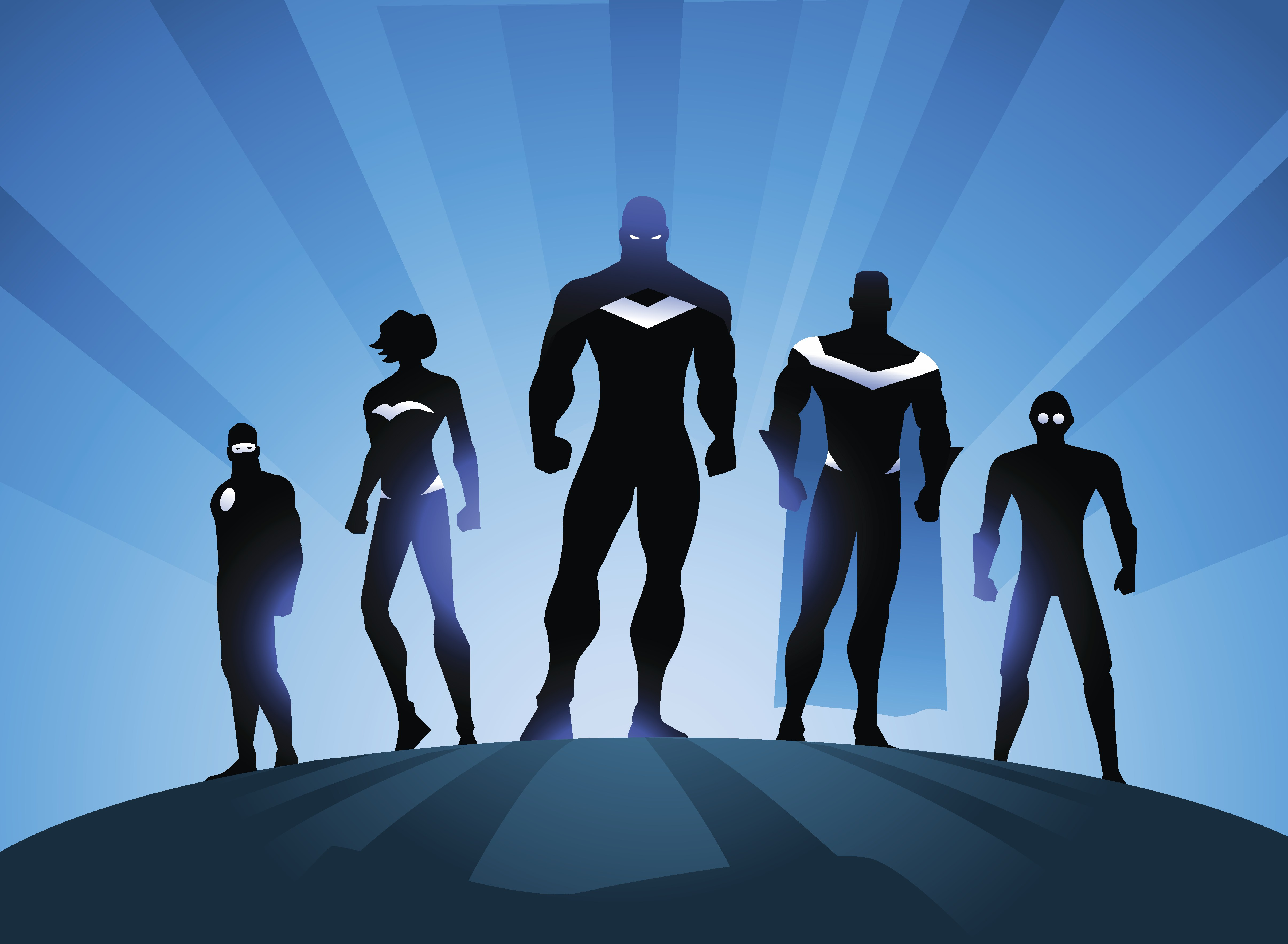 Superheroes Minimalism 4k Hd Superheroes 4k Wallpapers Images