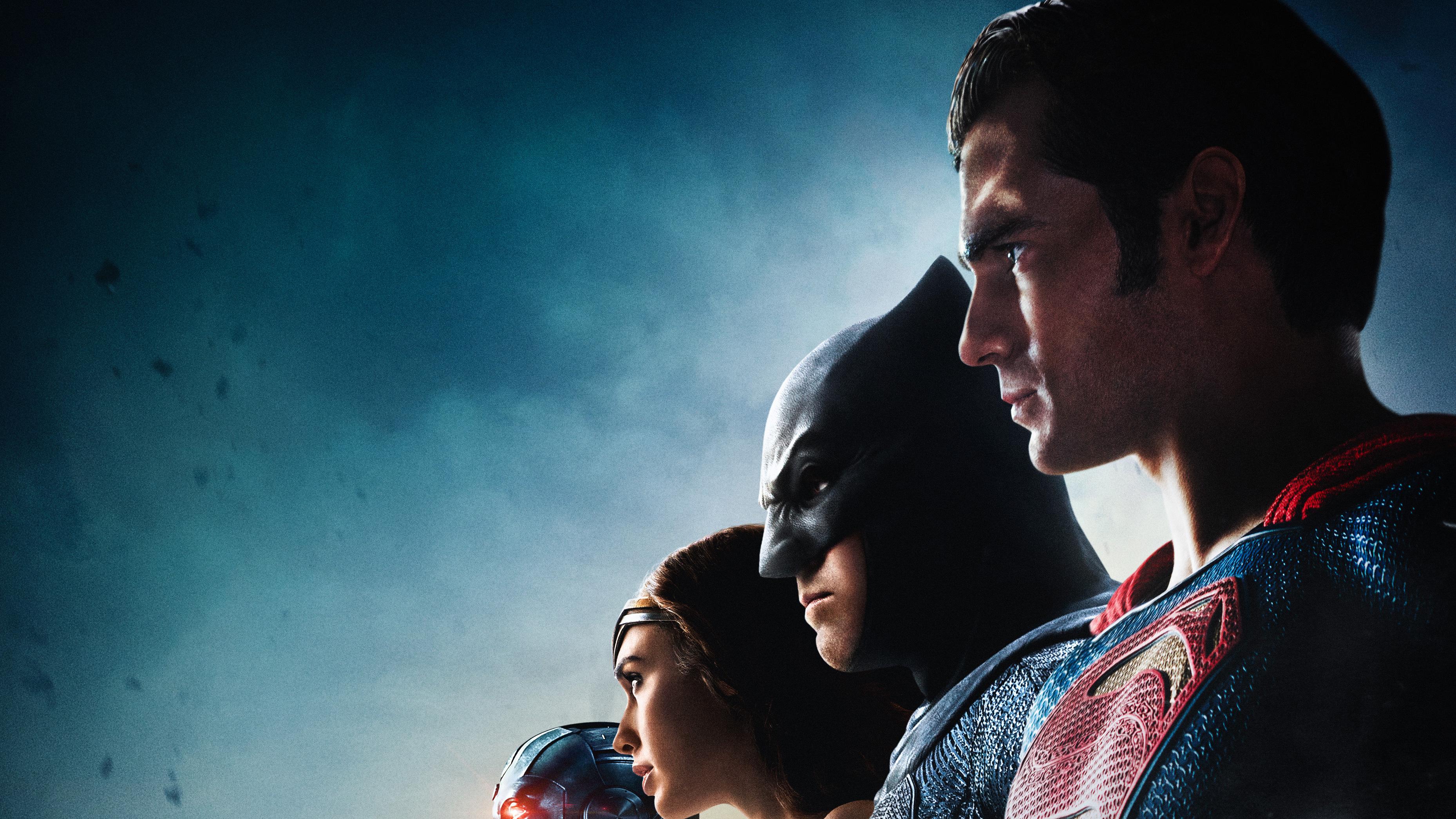 Superman Batman Wonder Woman Justice League 4k Hd Movies