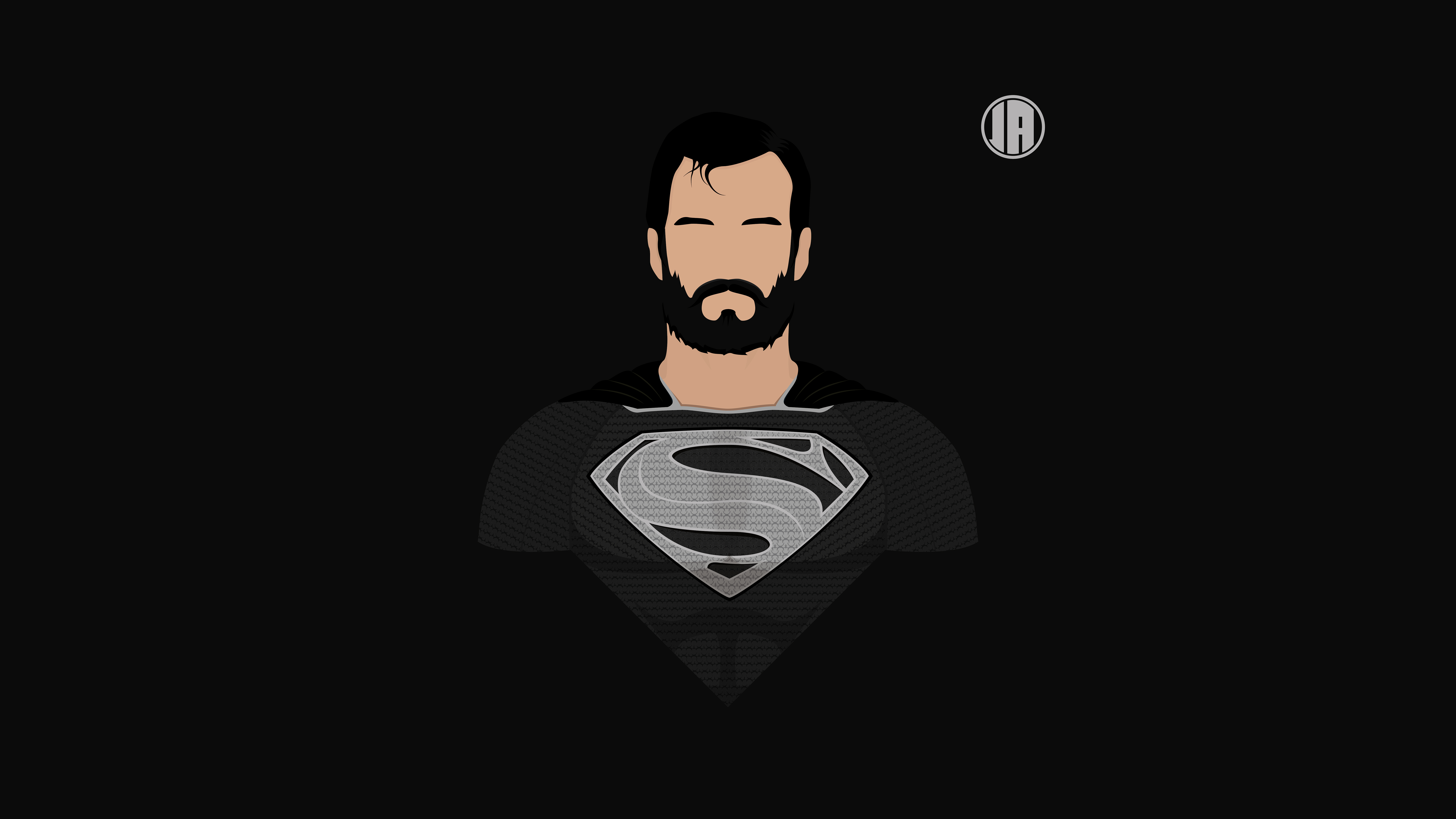 Superman Dceu Minimalism 8k Hd Superheroes 4k Wallpapers Images