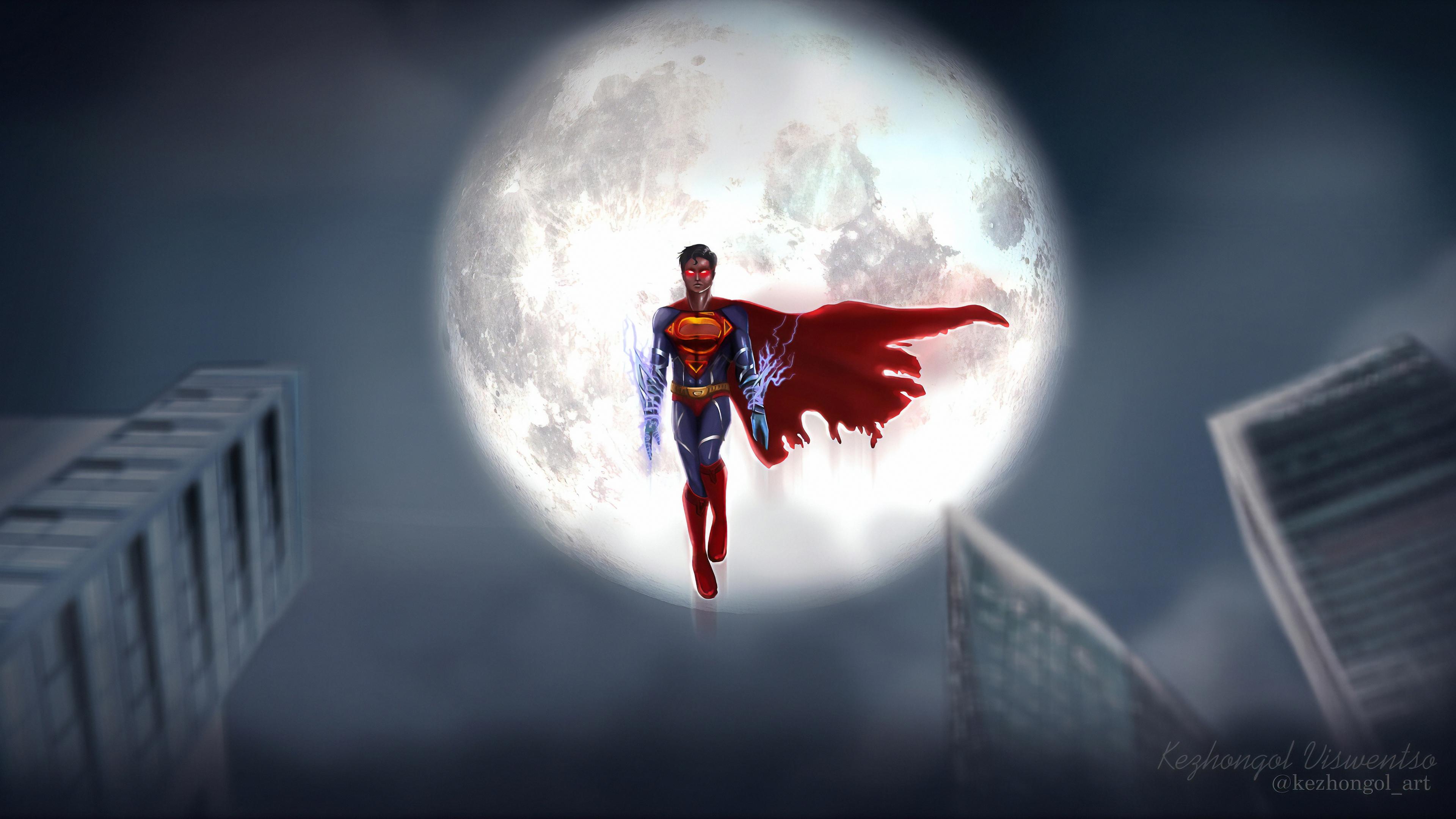 Superman Flying 4k, HD Superheroes, 4k Wallpapers, Images ...