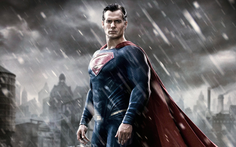 Superman In Batman Vs Superman Movie Hd Movies 4k