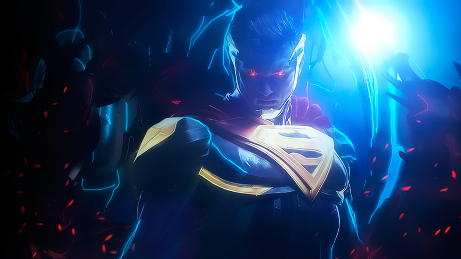 Injustice Wallpaper Hd For Iphone
