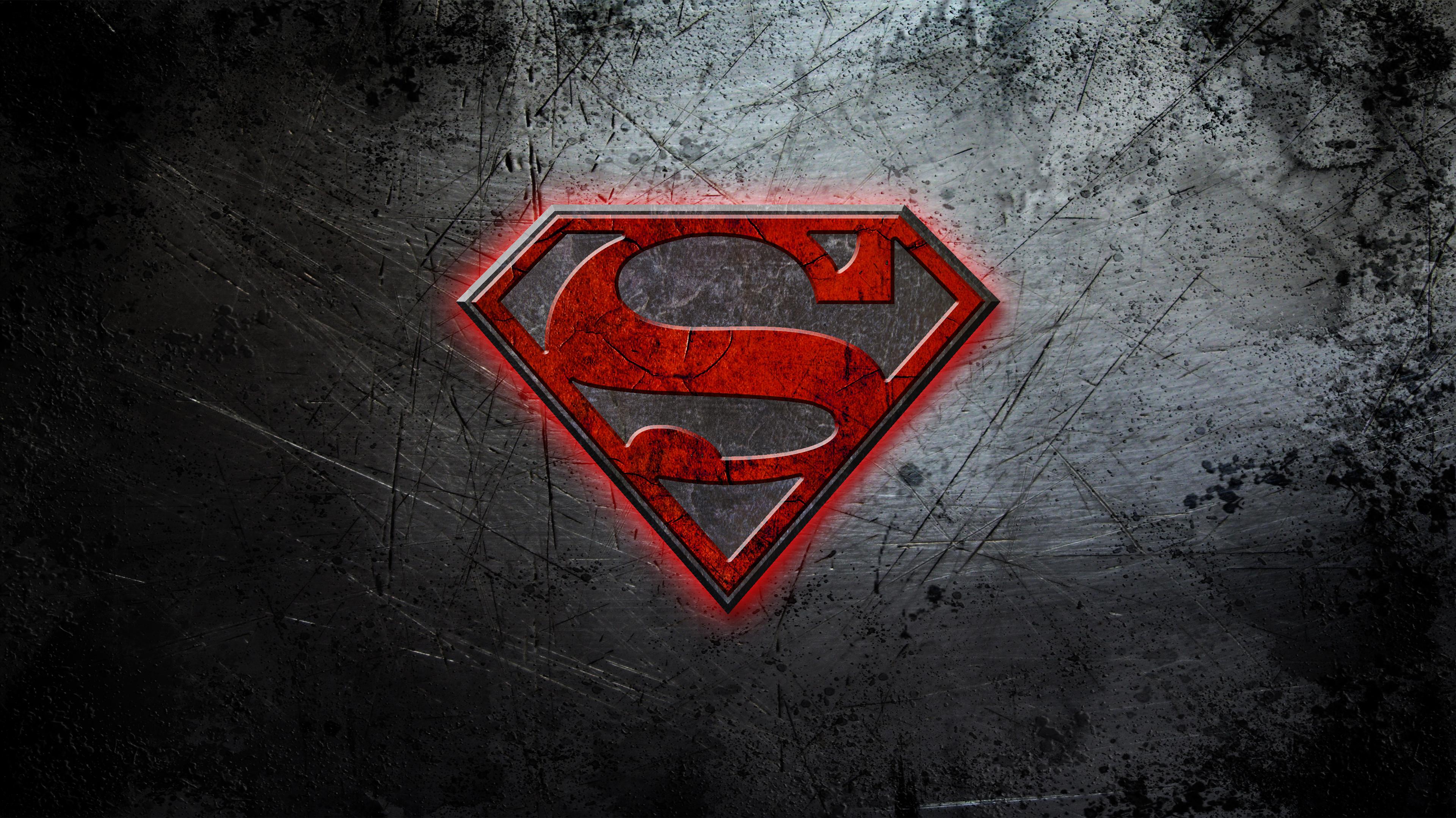 Wonderful Wallpaper Logo Huawei - superman-logo-4k-0f  Perfect Image Reference_553675.jpg