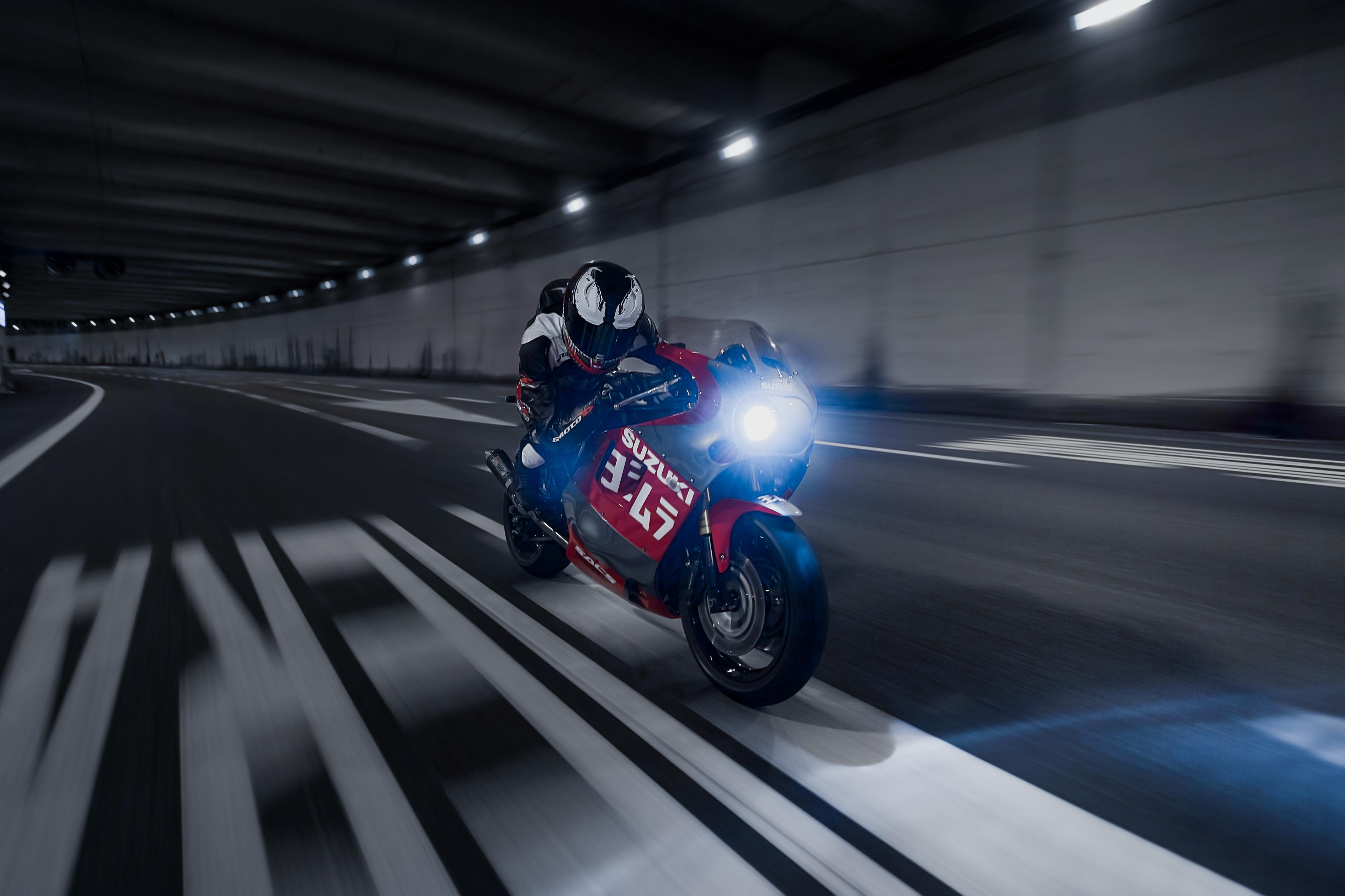 Suzuki GSXR 1100 Venom, HD Bikes, 4k Wallpapers, Images