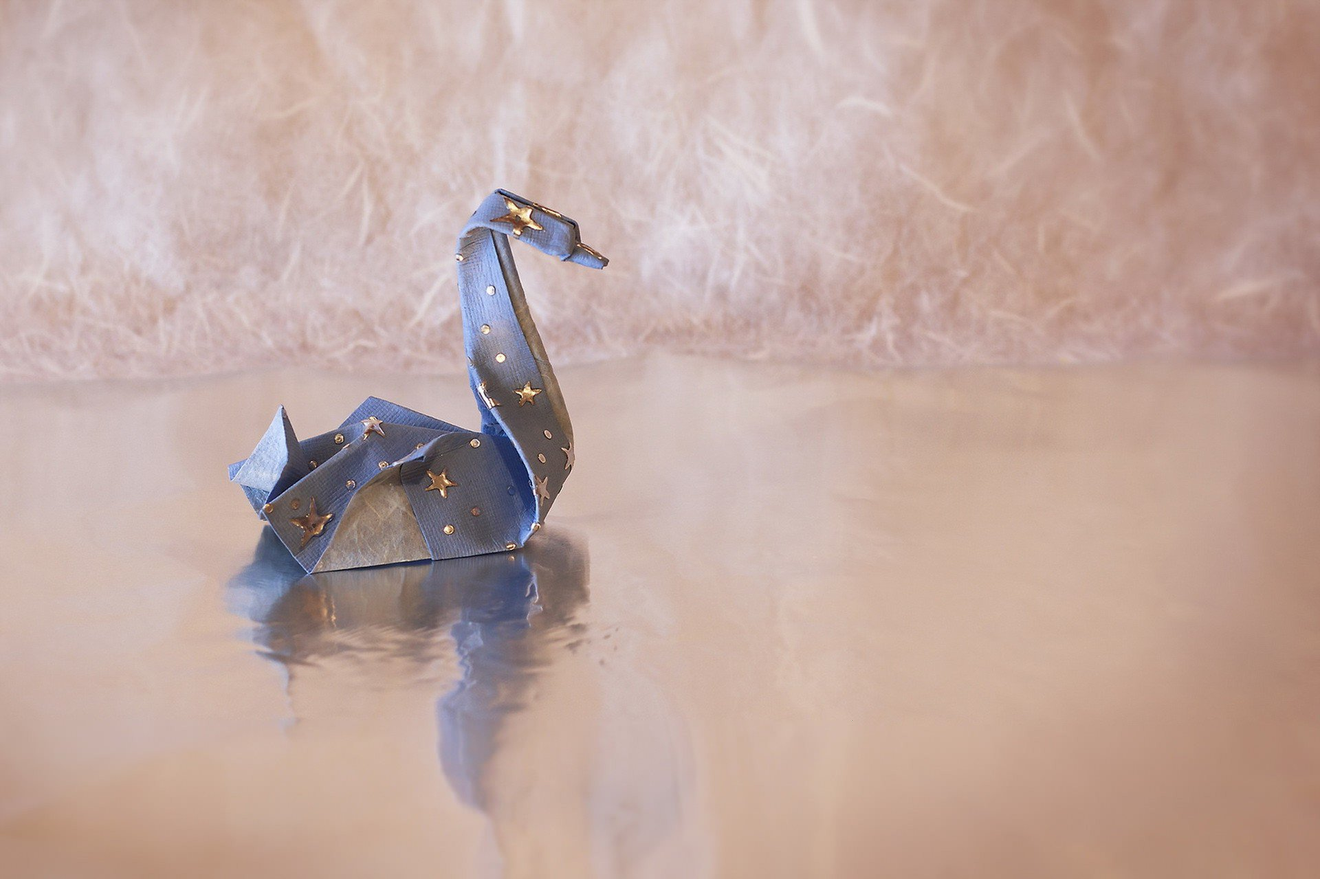 Swan Origami, HD Creative, 4k Wallpapers, Images ... - photo#50