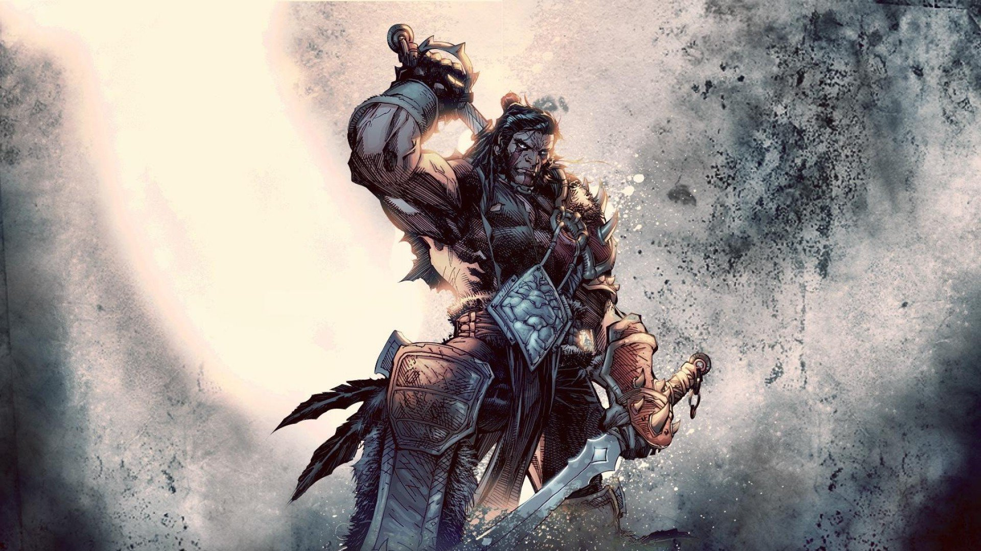 Fun In The World Of Games Hd Wallpapers: Sword World Of Warcraft, HD Games, 4k Wallpapers, Images