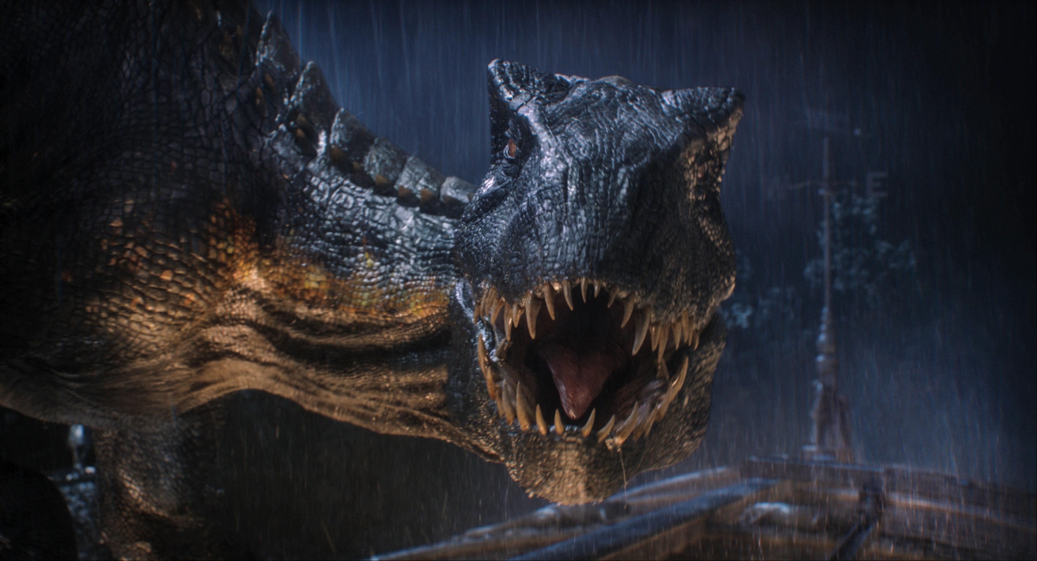 T Rex Jurassic World Fallen Kingdom, HD Movies, 4k ...