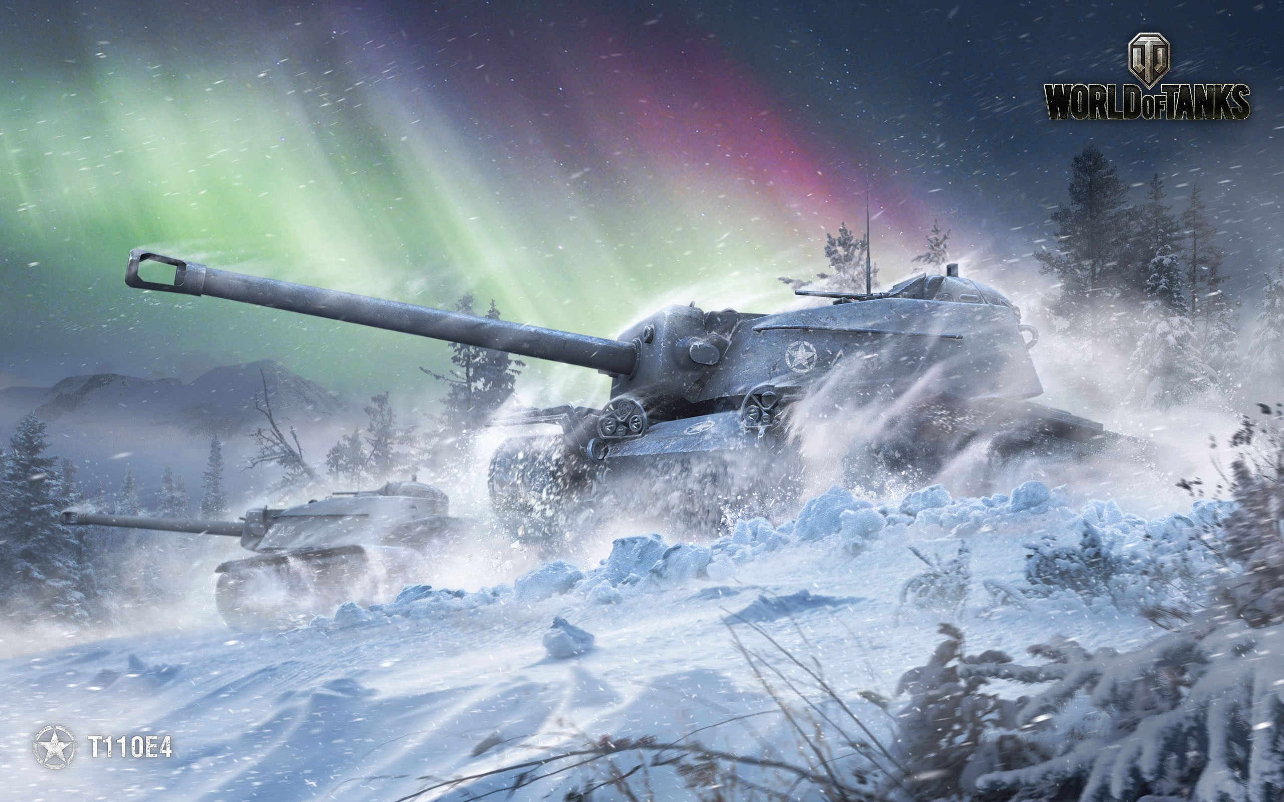 T110E4 World Of Tanks