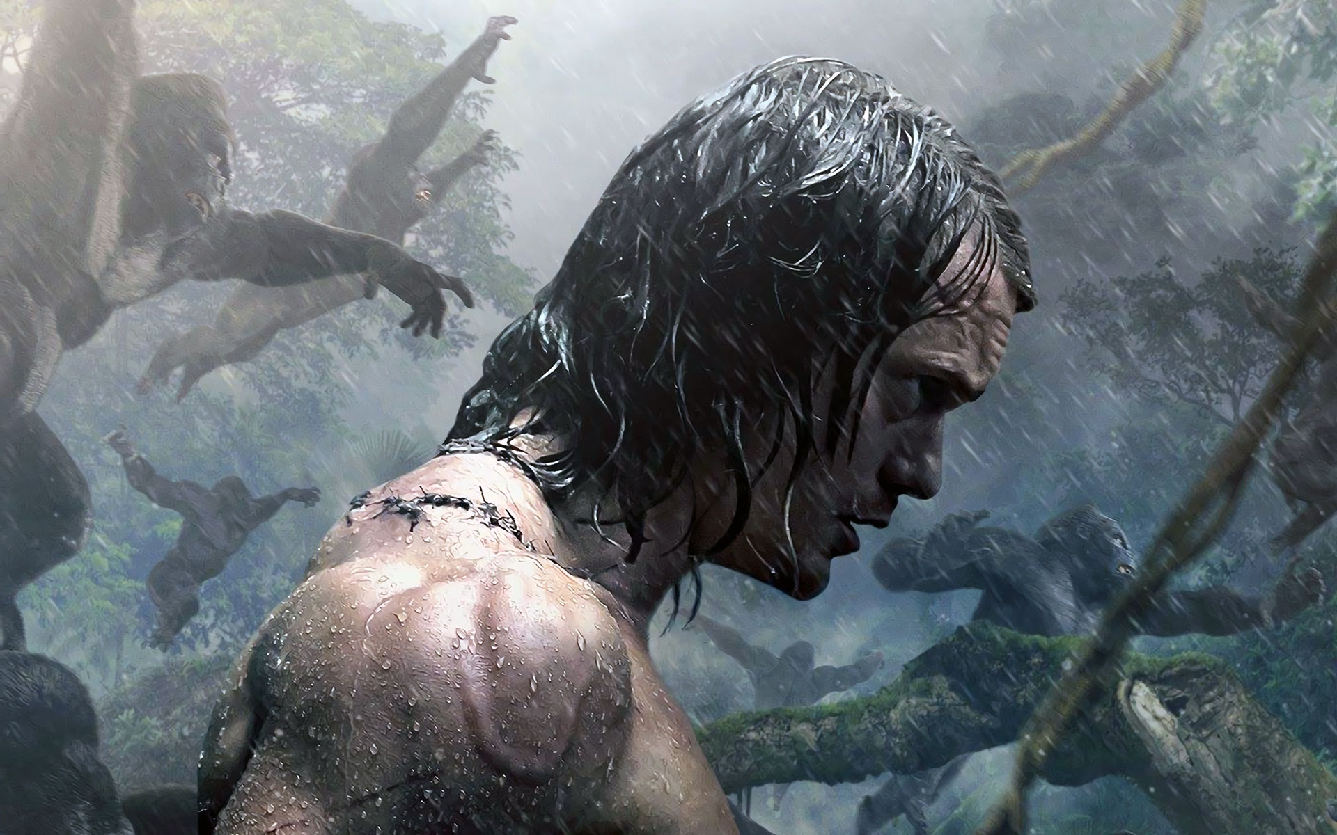 Tarzan 2016 hd movies 4k wallpapers images backgrounds - Tarzan wallpaper ...