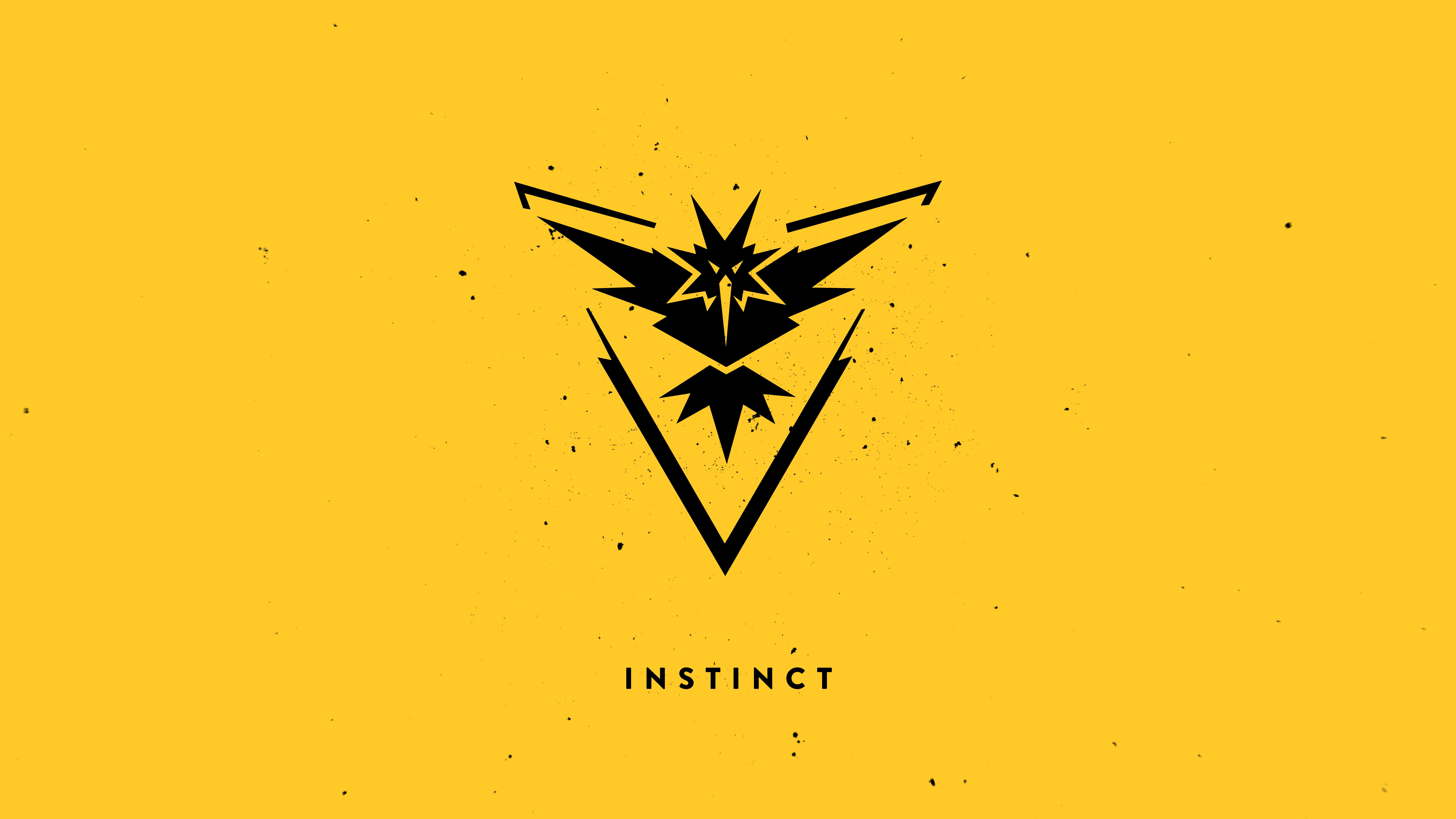 Team Instinct Wallpaper Pokemon Go: Team Instinct 8k, HD Games, 4k Wallpapers, Images