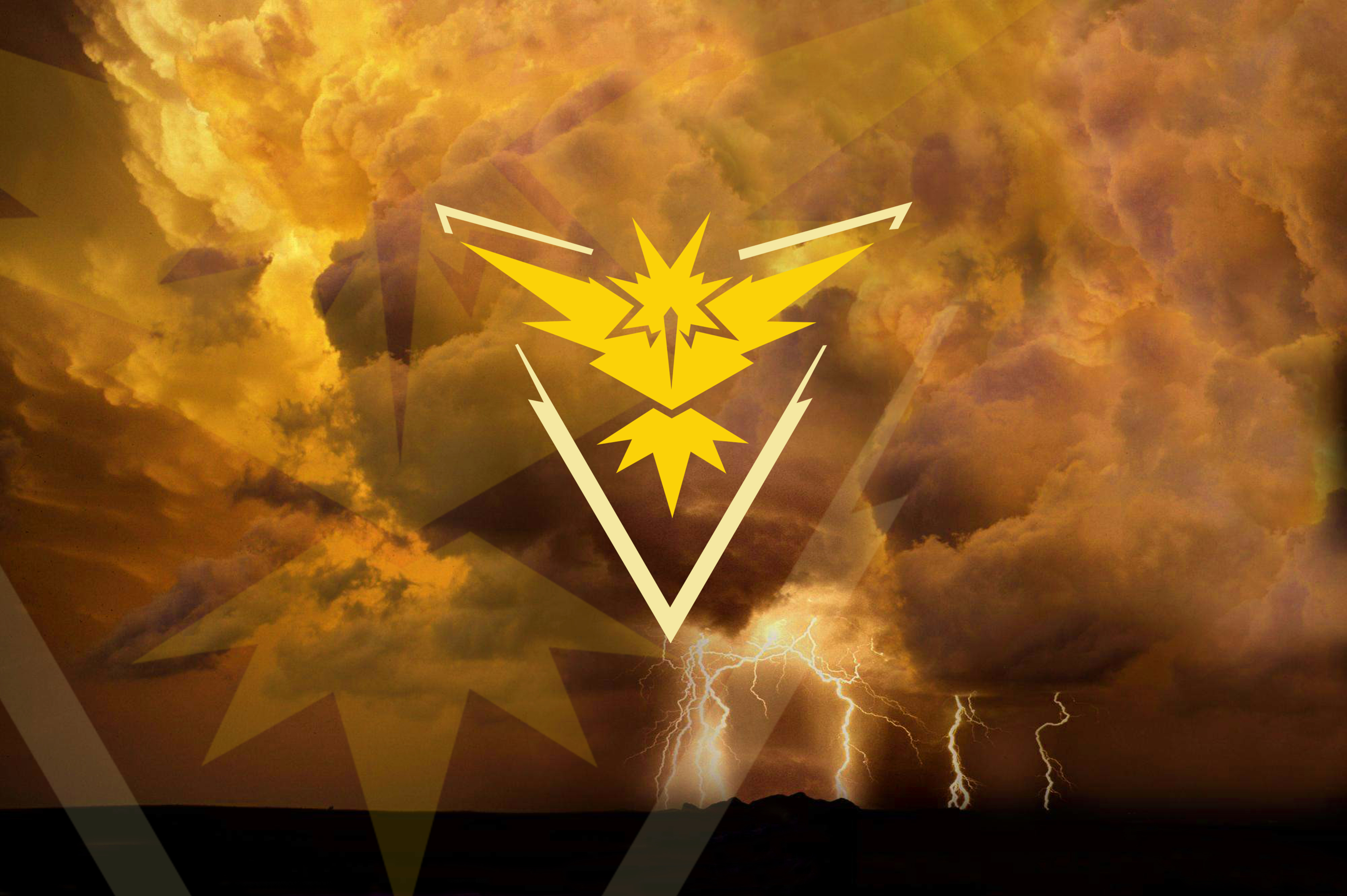 Team Instinct Pokemon GO, HD Games, 4k Wallpapers, Images ...