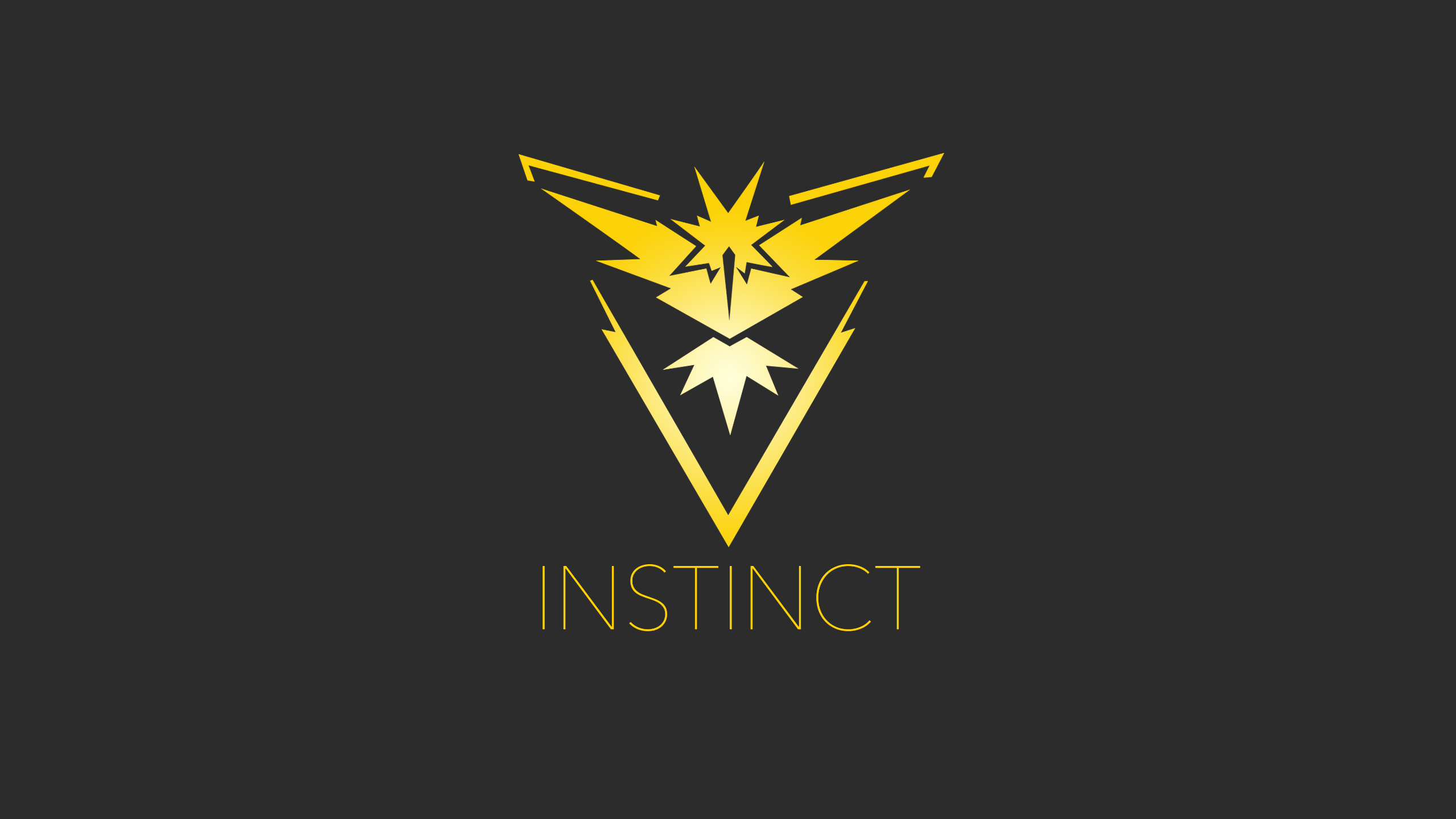 Team Instinct Simple Background